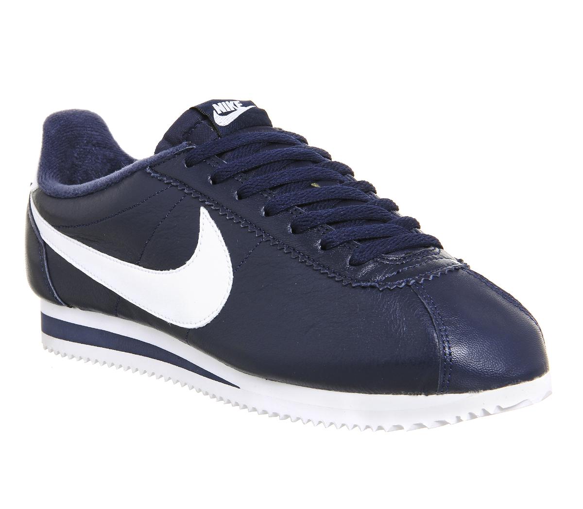 Nike Cortez In Blue For Men Lyst