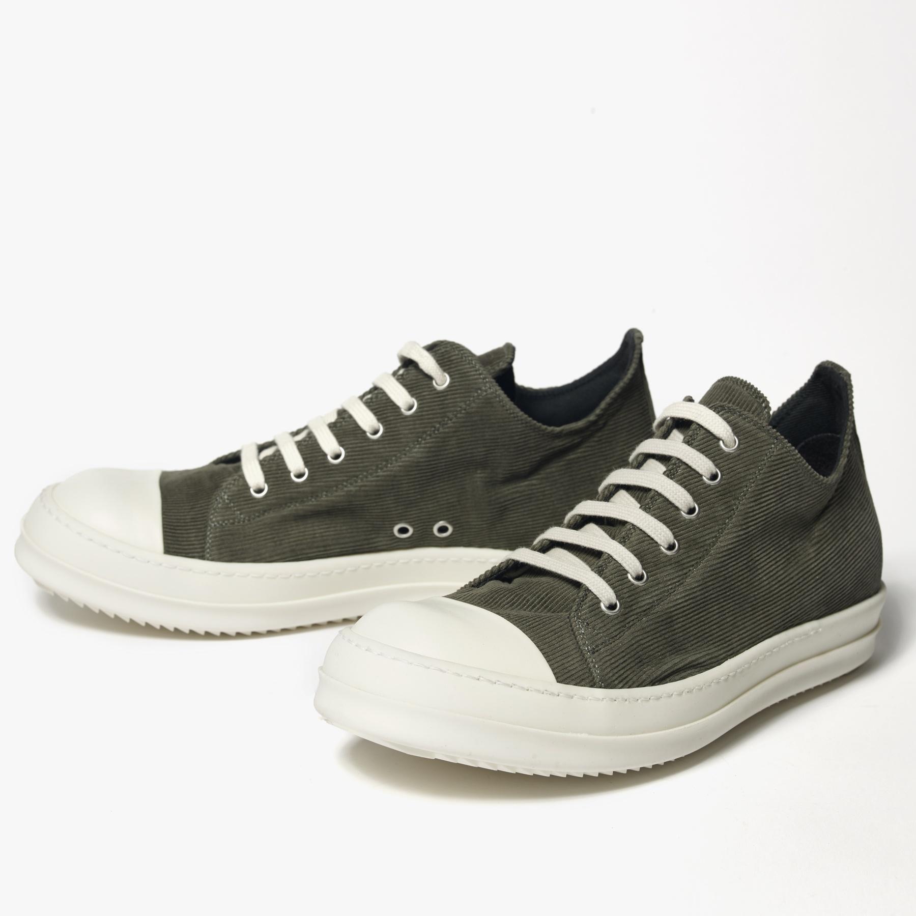 c305cd67d59 Lyst - James Perse Drkshdw Low-top Sneakers - Mens in Green for Men