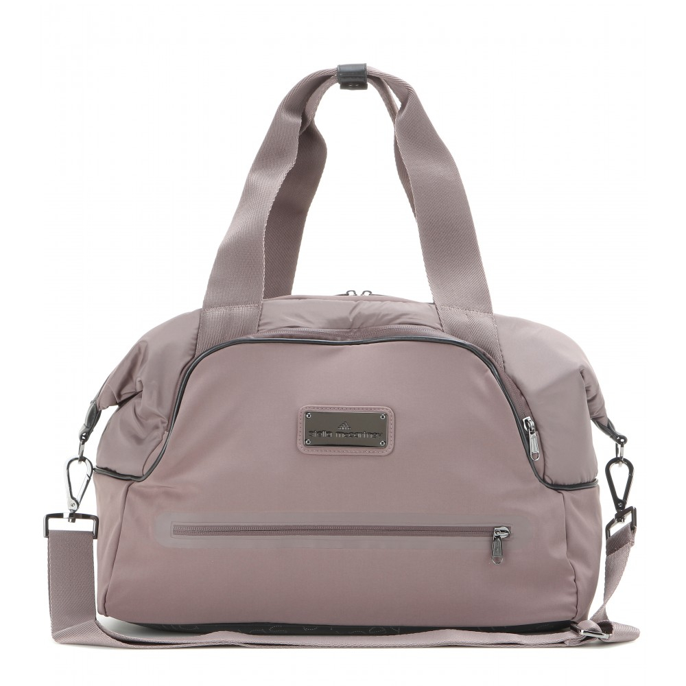 adidas By Stella McCartney Iconic Small Gym Bag in Gray - Lyst 3273006ff2f98
