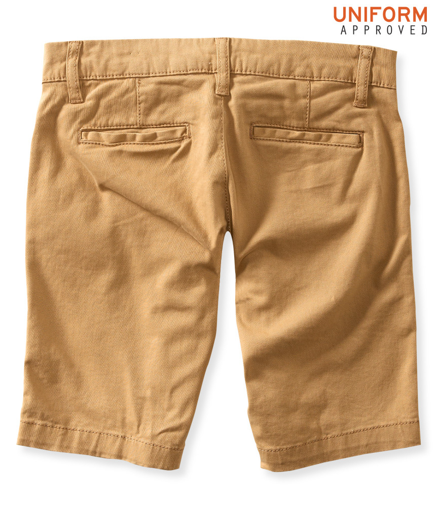Browse our wide selection of uniform shorts for girls, available in a variety of sizes and colors to fit your child and meet any school's dress code. Girls School Uniforms Stretch Classic bermuda twill short. oz cotton blended stretch fabric offers you comfort and durability for work, school or .