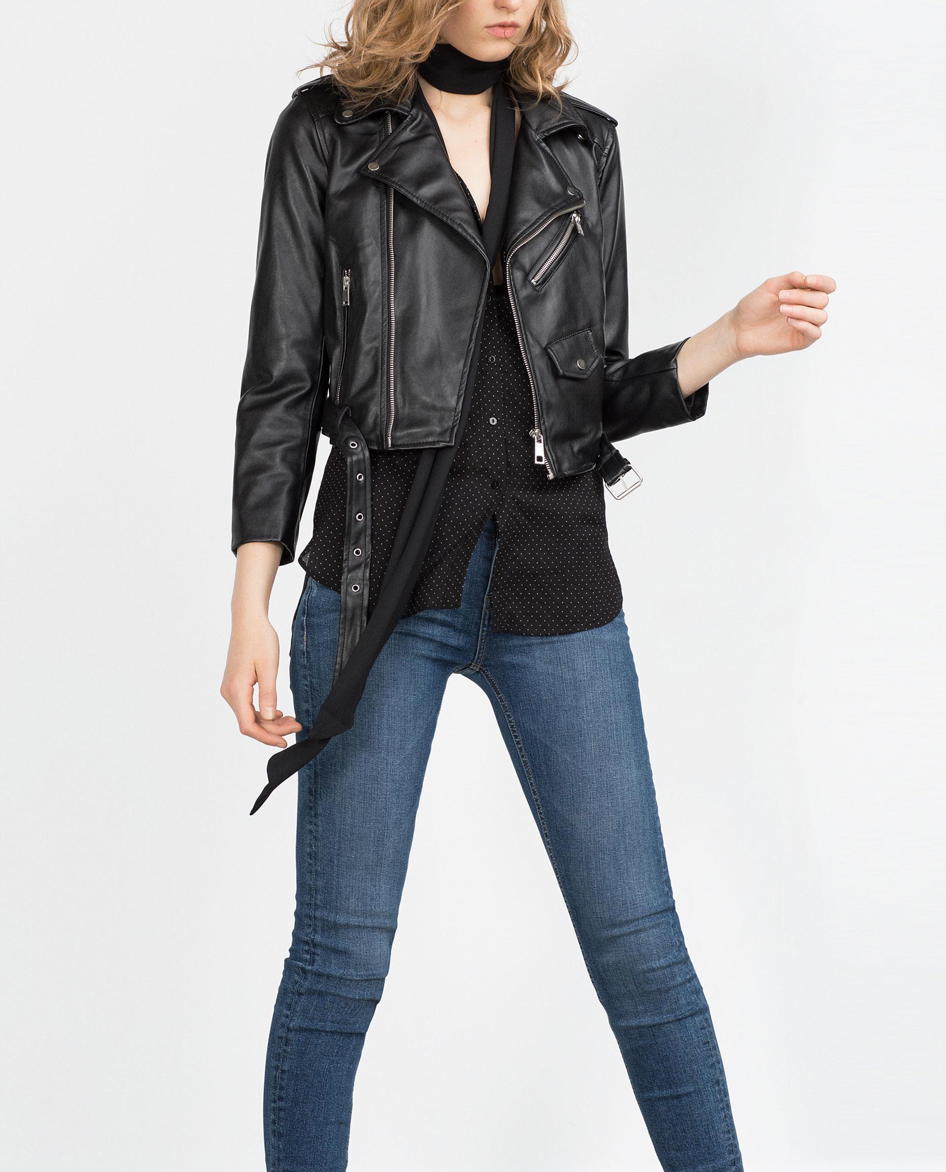 Model Women39s Faux Leather Pants Women39s Black Leather Pants