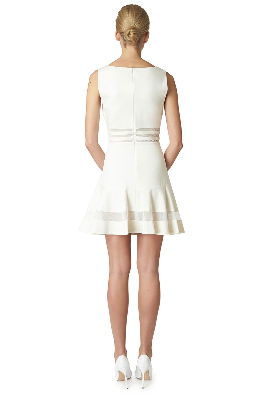 Erin Fetherston Tessa Dress In White Lyst