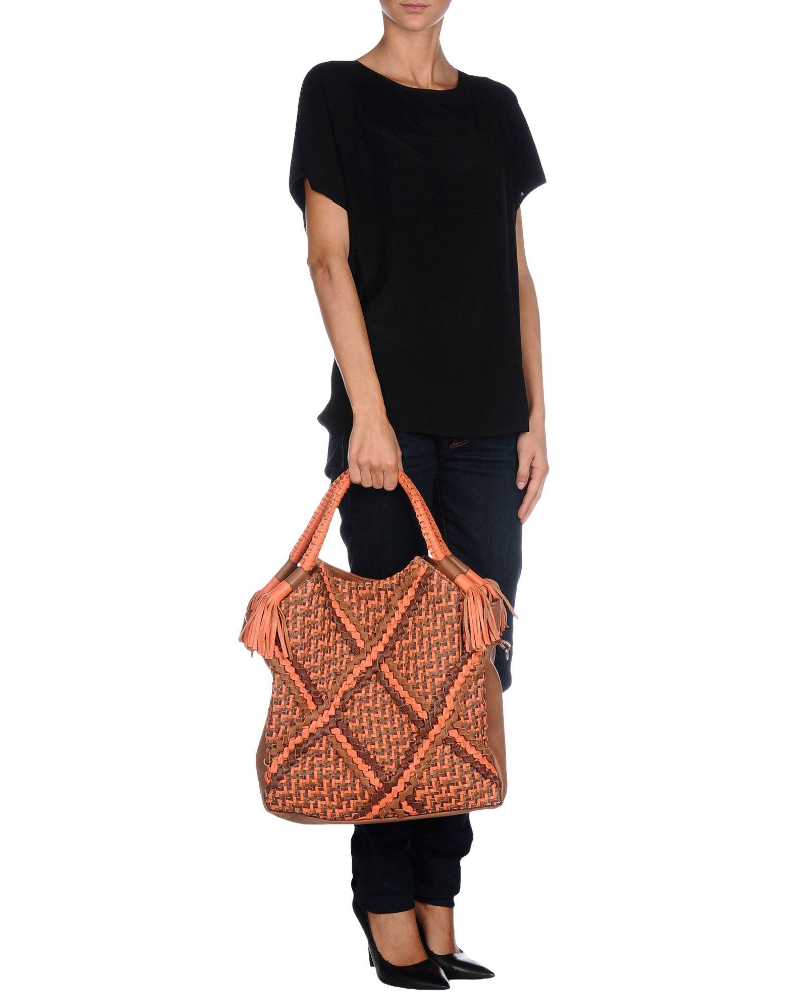 Lyst Antik Batik Handbag In Brown Bag Gallery