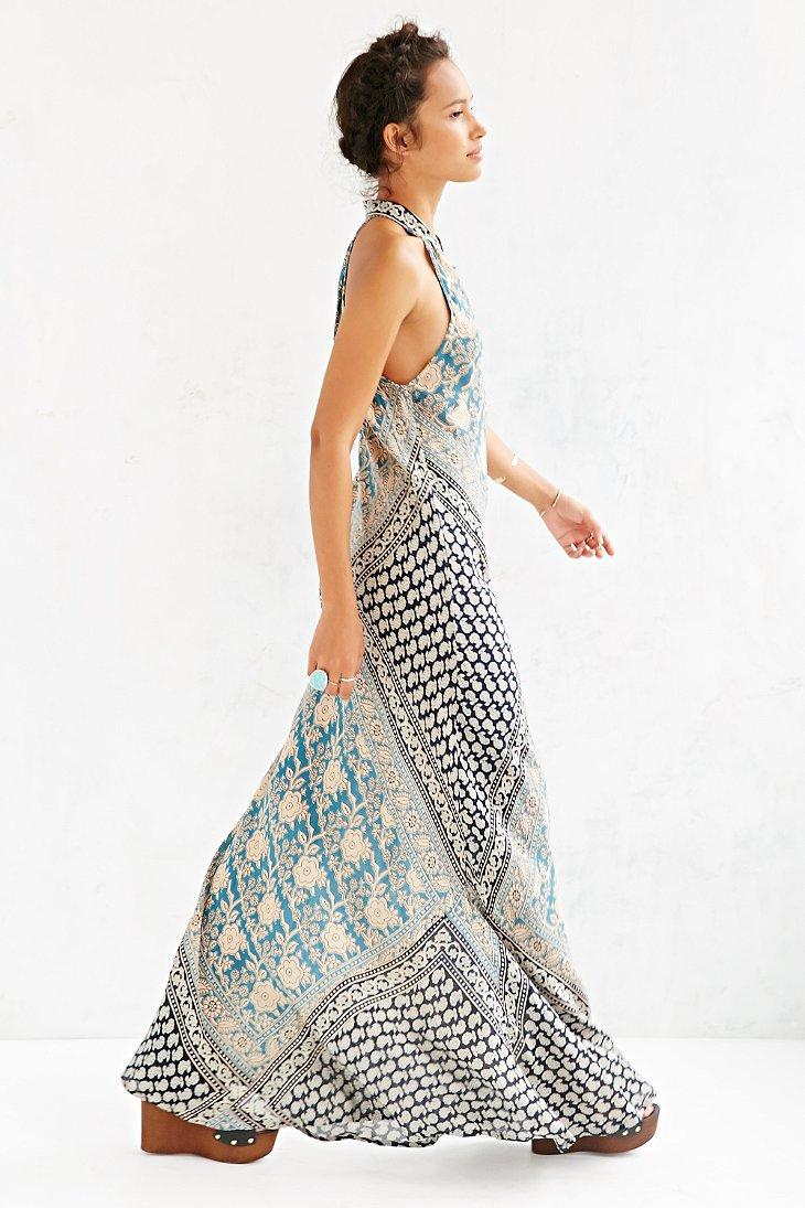 Raga Blue Moon Tank Dress in Blue - Lyst