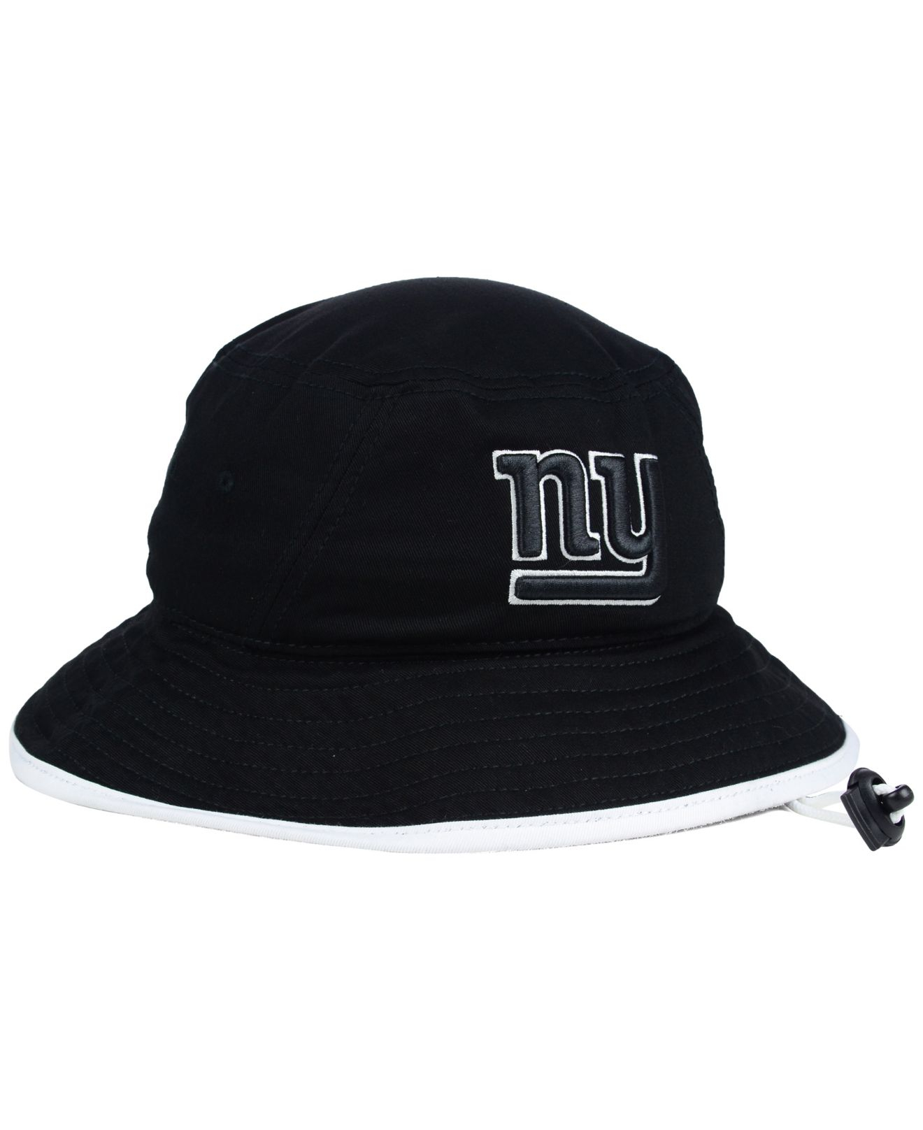 size 40 87f62 5cfb3 ... discount code for lyst ktz new york giants nfl black white bucket hat  in black c623c release date new york giants new era 59fifty ...