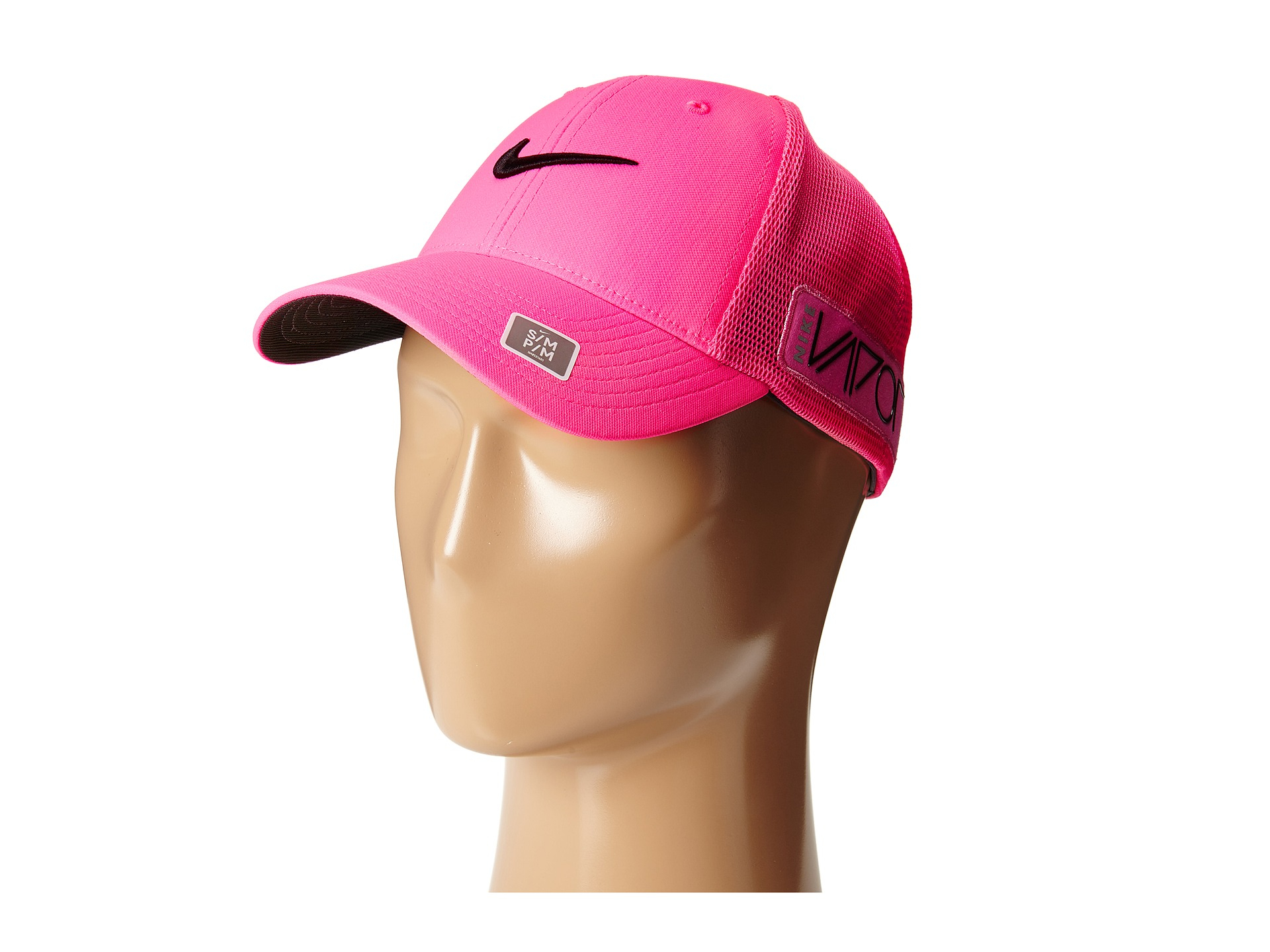 d0b276a868f Lyst - Nike Tour Legacy Mesh Cap in Pink for Men