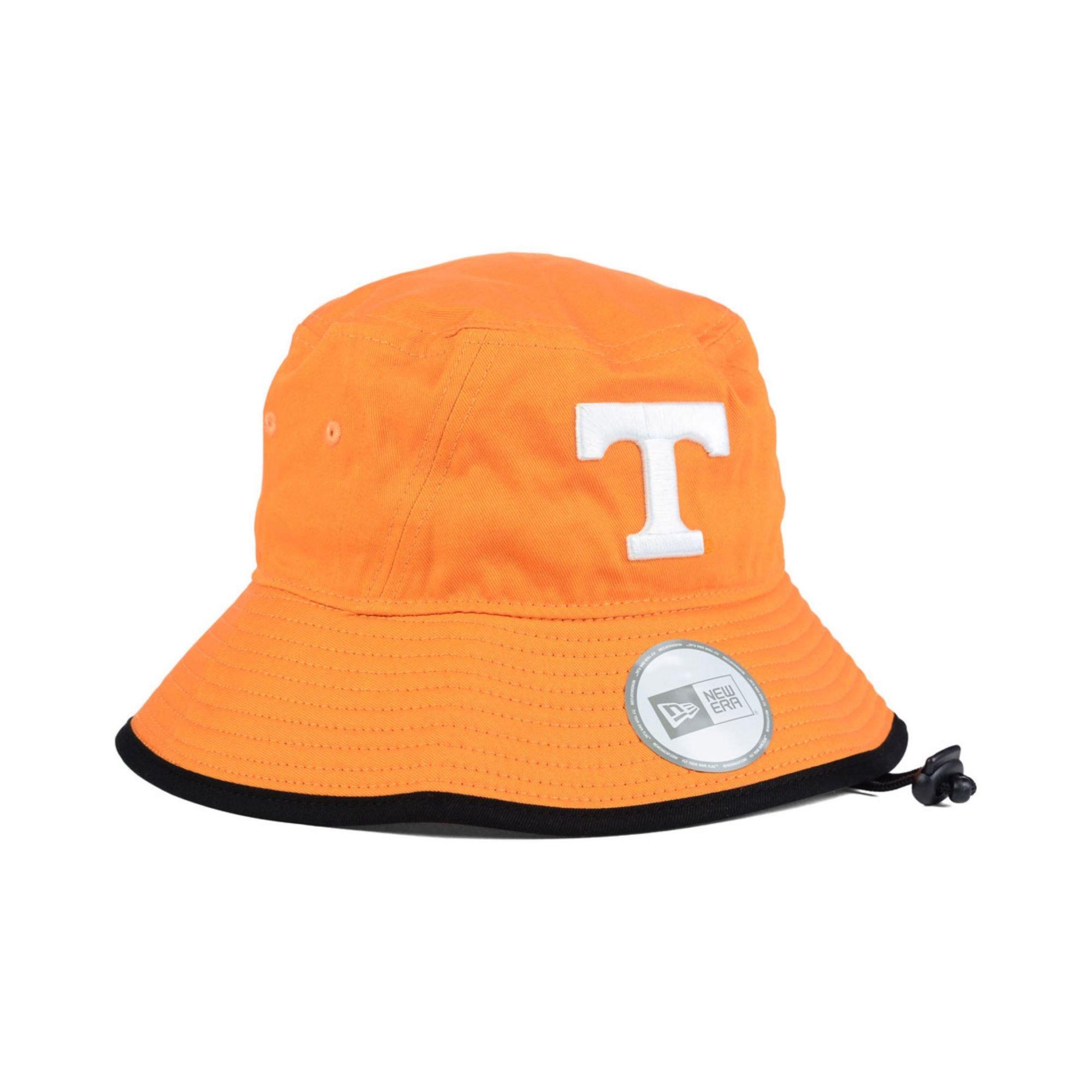 a19a555596c Lyst - KTZ Tennessee Volunteers Tip Bucket Hat in Orange for Men