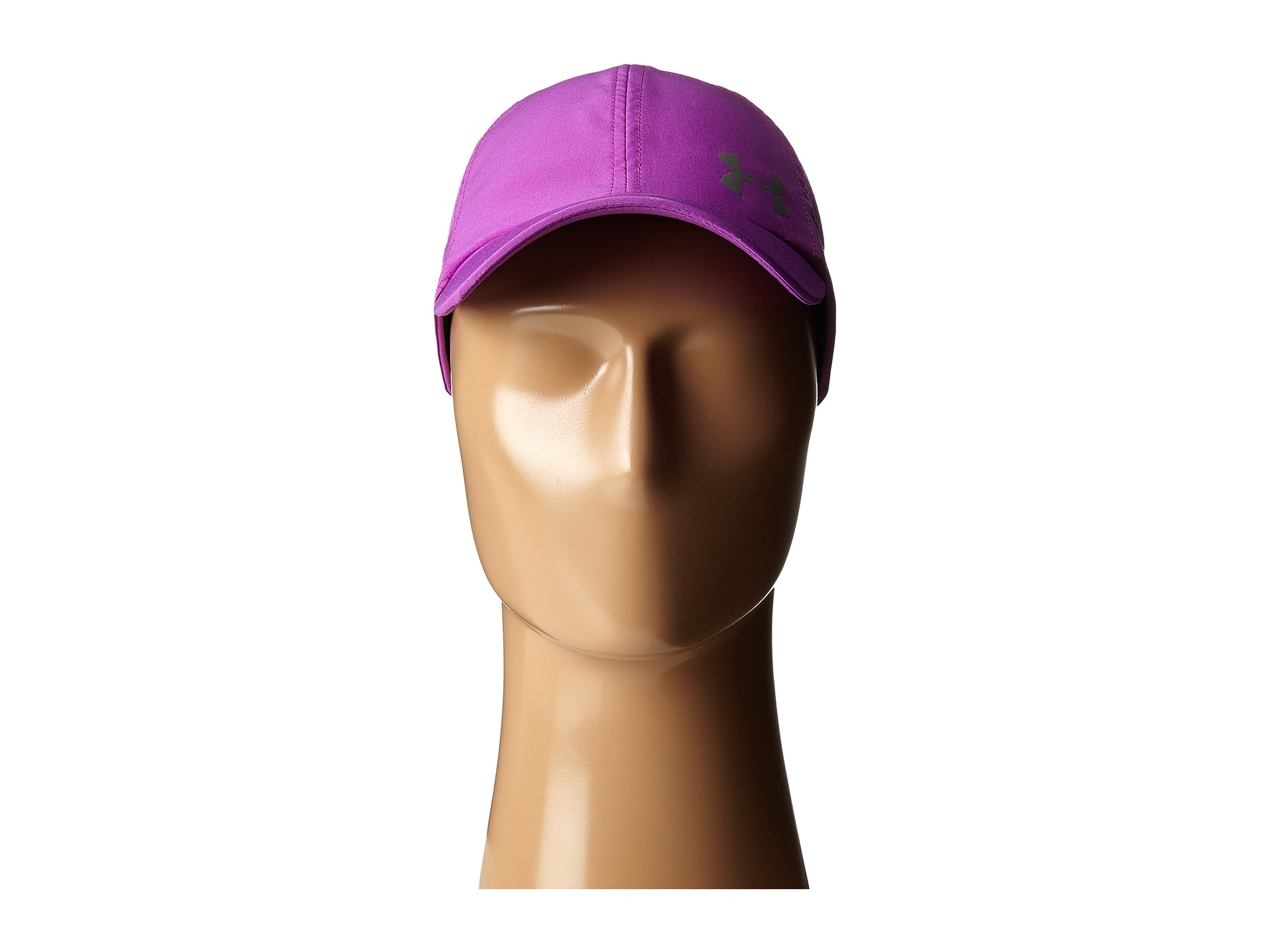 4ba146ca20abb Under Armour Ua Fly Fast Cap in Purple - Lyst