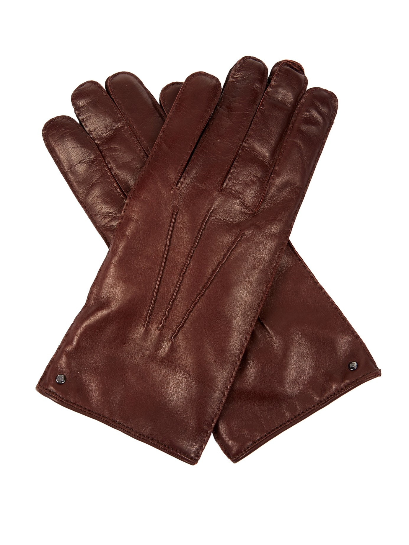 Buy Brown Leather Gloves for Men from the largest selection of Leather Gloves anywhere, Free USA Shipping Both Ways.