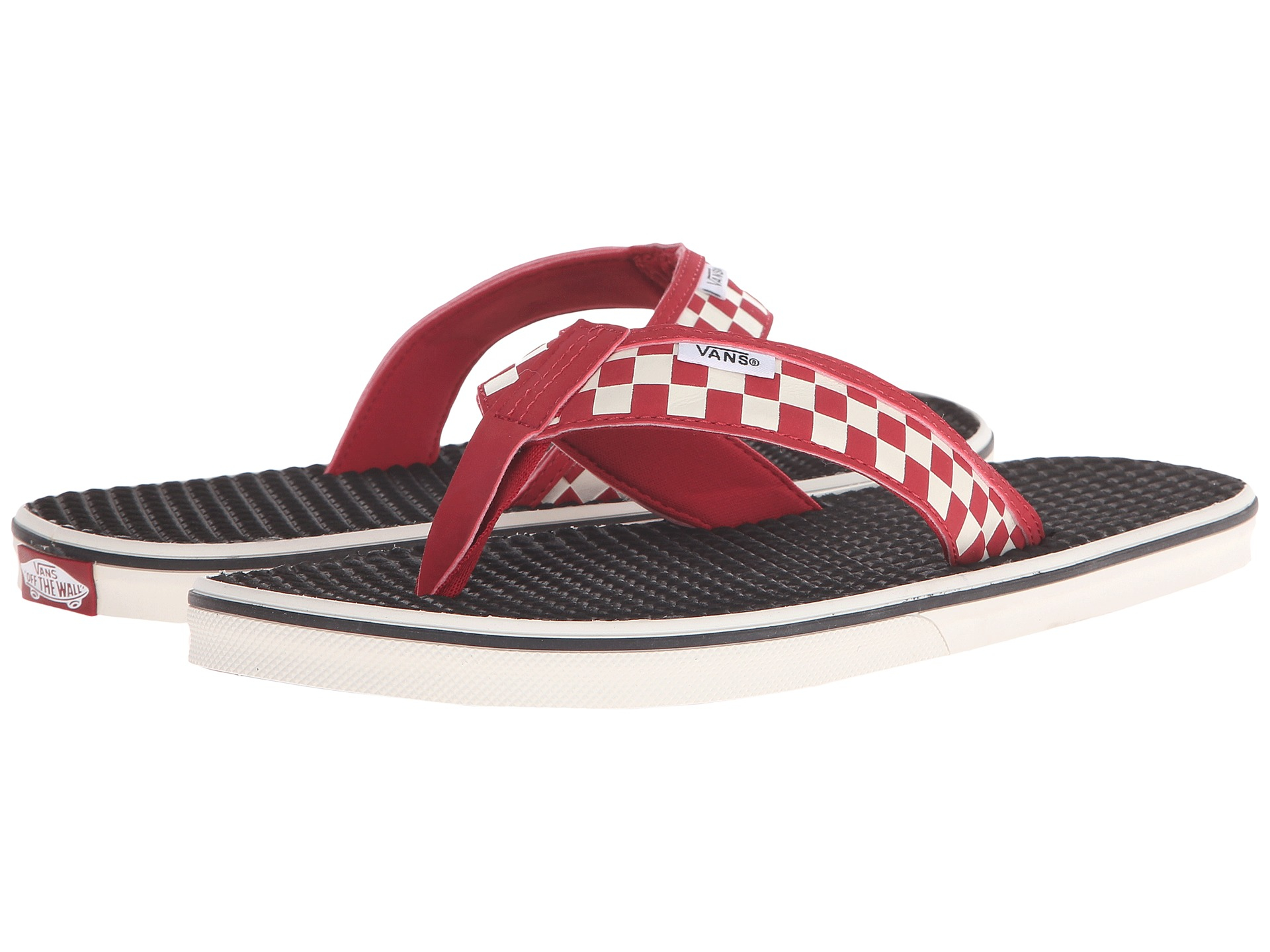 Lyst Vans La Costa In Red For Men