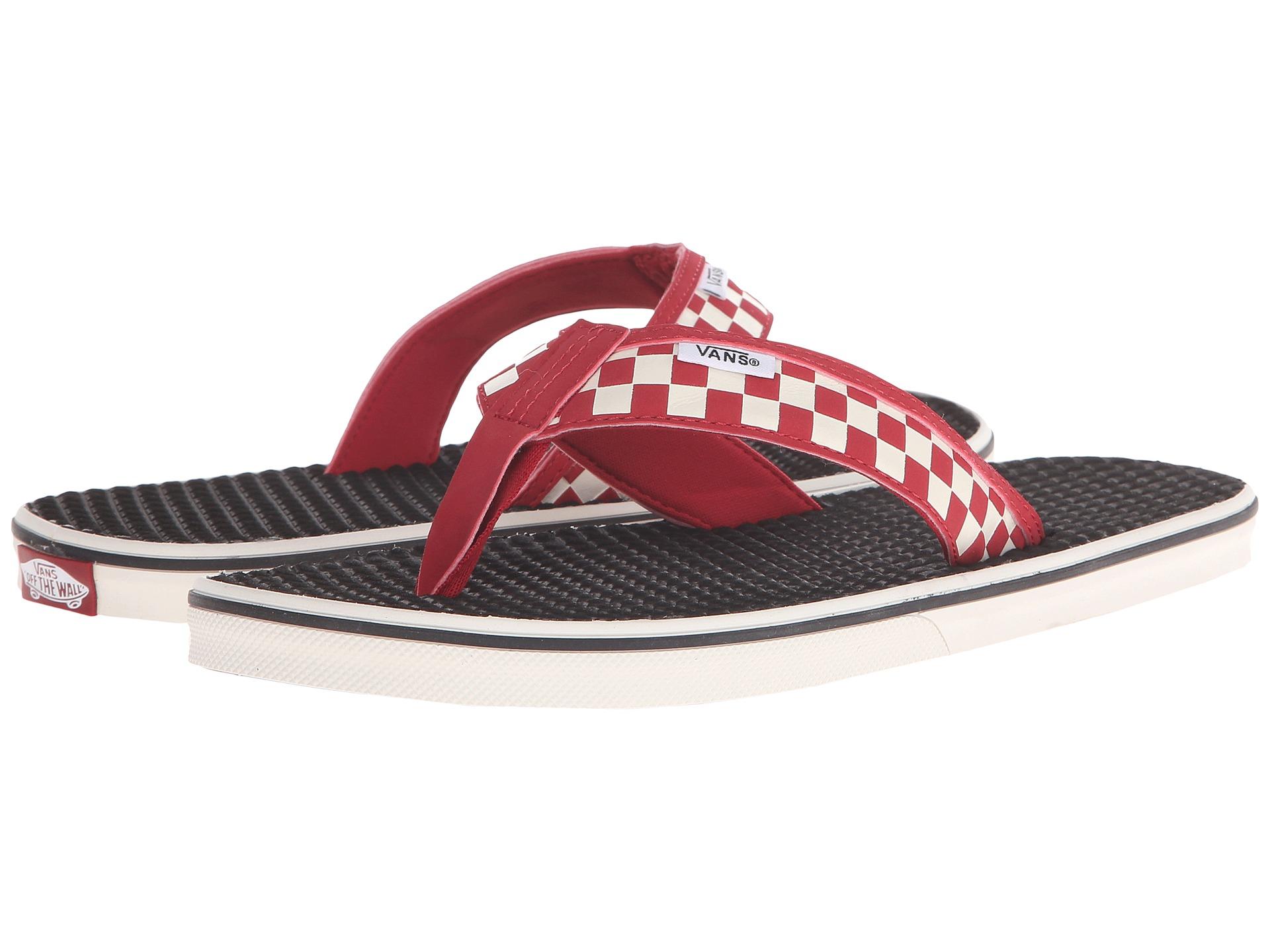 b39f54062a3cbf Lyst - Vans La Costa in Red for Men
