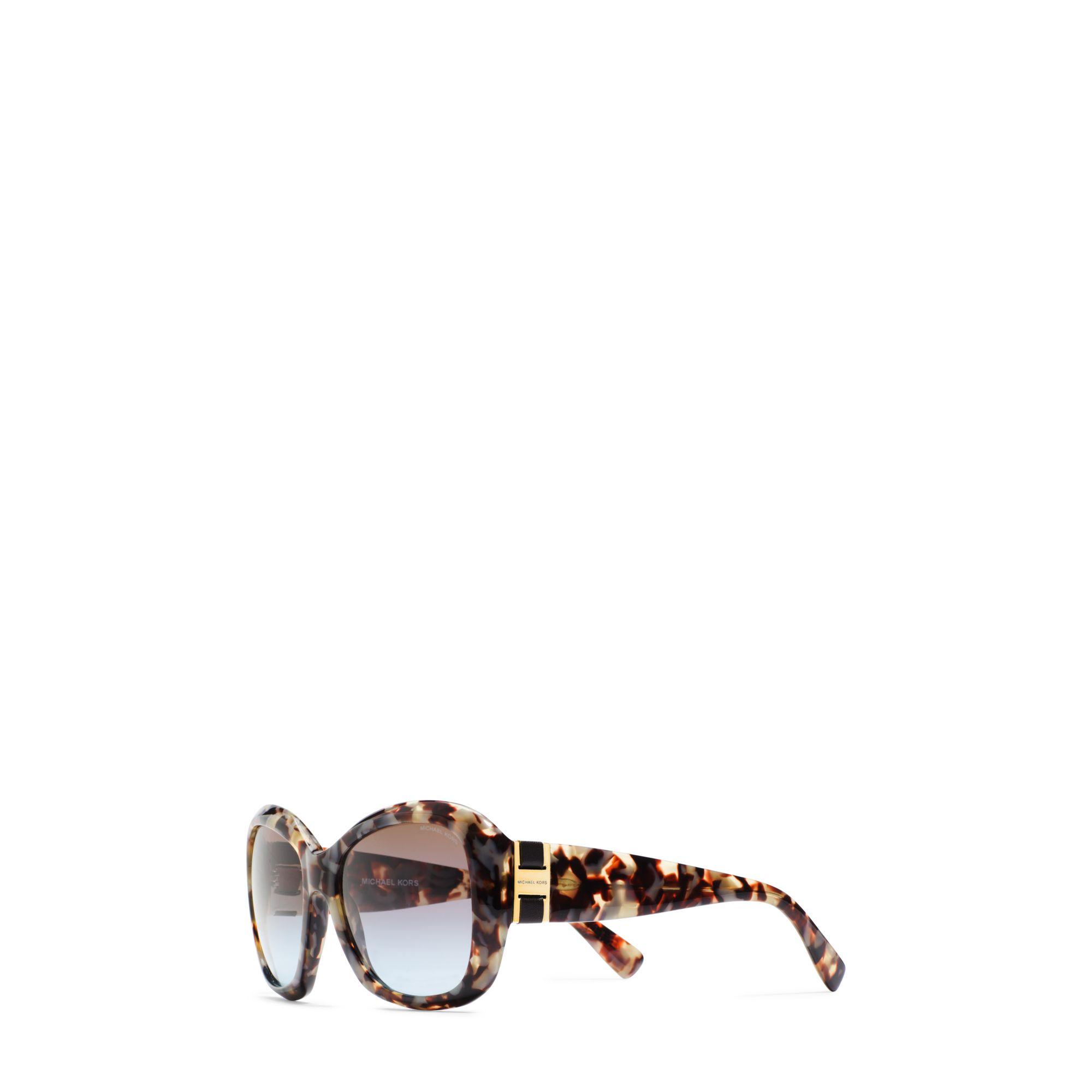 ede63afb2e Michael kors Miranda Collection panama Sunglasses in Brown