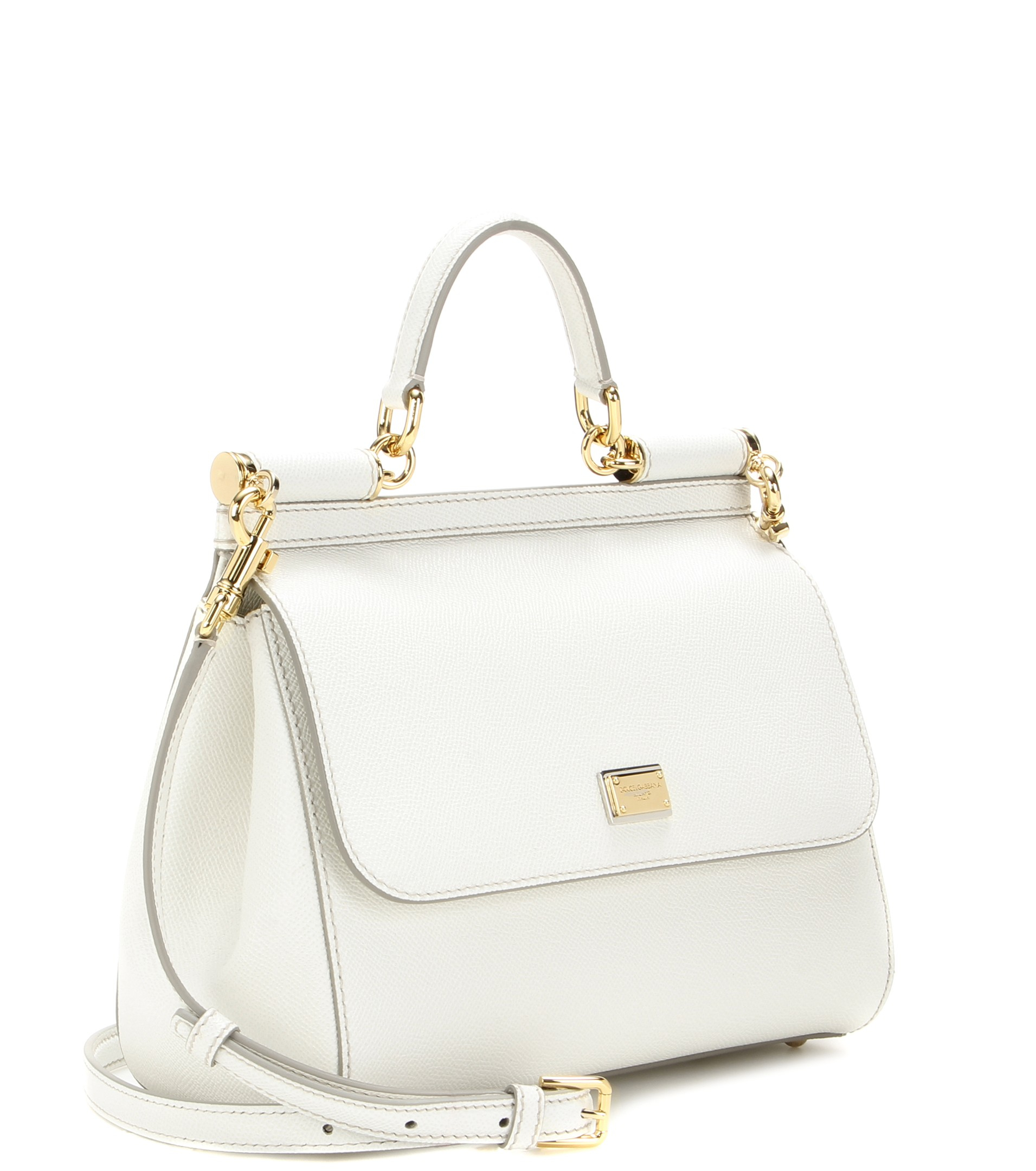 bba20ececdbb Dolce And Gabbana White Leather Purse - Best Purse Image Ccdbb.Org