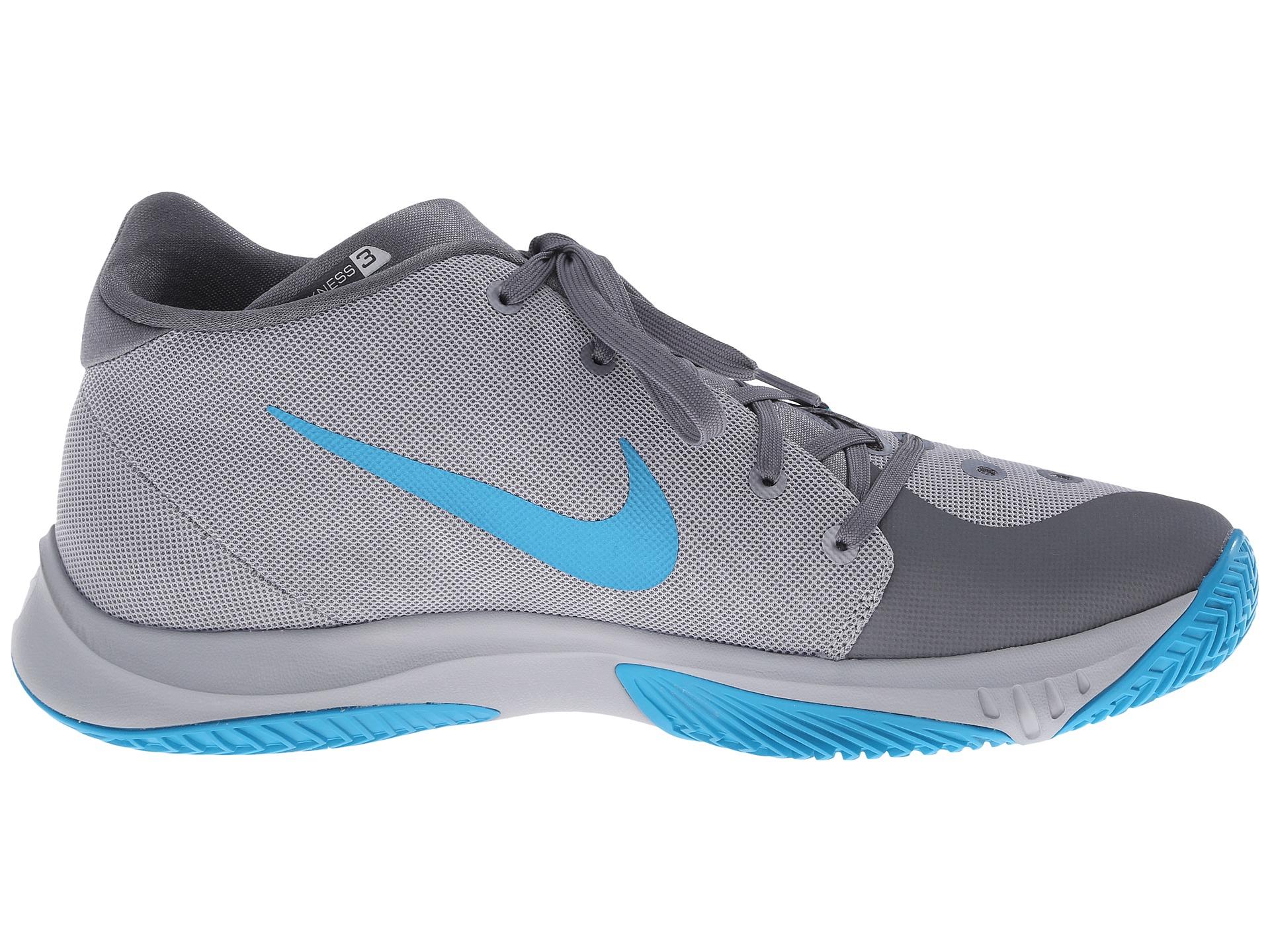 6e70f9c65b1c8 Lyst - Nike Zoom Hyperquickness 2015 in Gray for Men