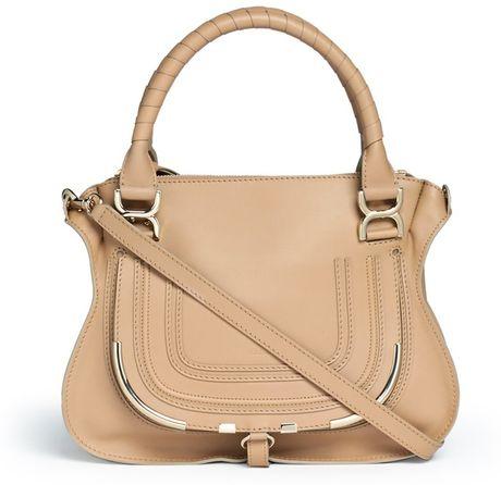 6e3b00a2374bc8 Chloé Marcie Medium Leather Shoulder Bag | Stanford Center for ...
