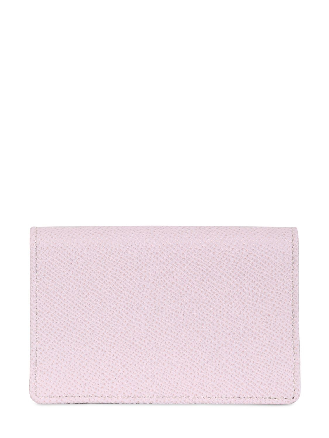 Lyst - Tod\'S Leather Business Card Holder in Pink for Men