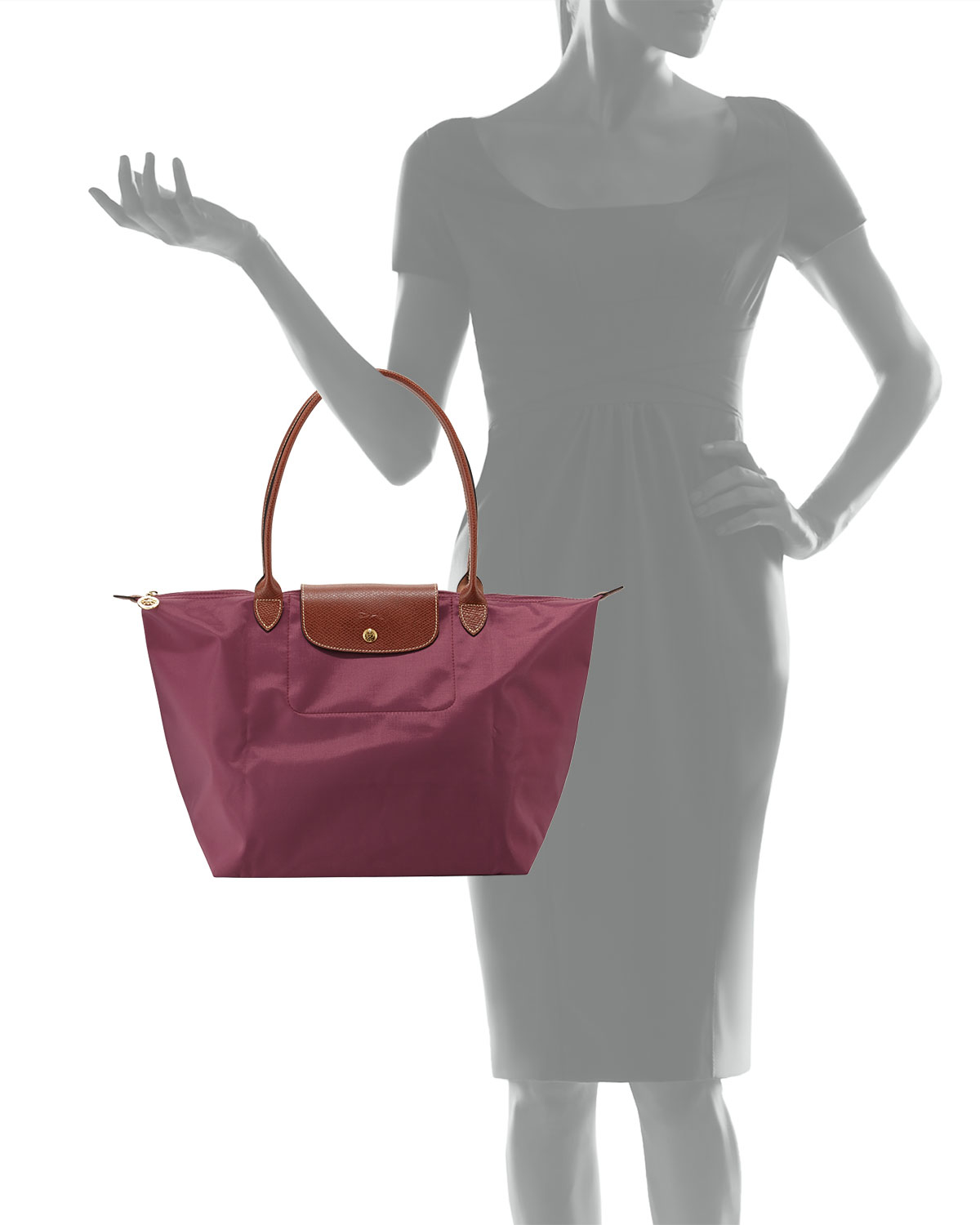 Longchamp Inspired Tote August 2017