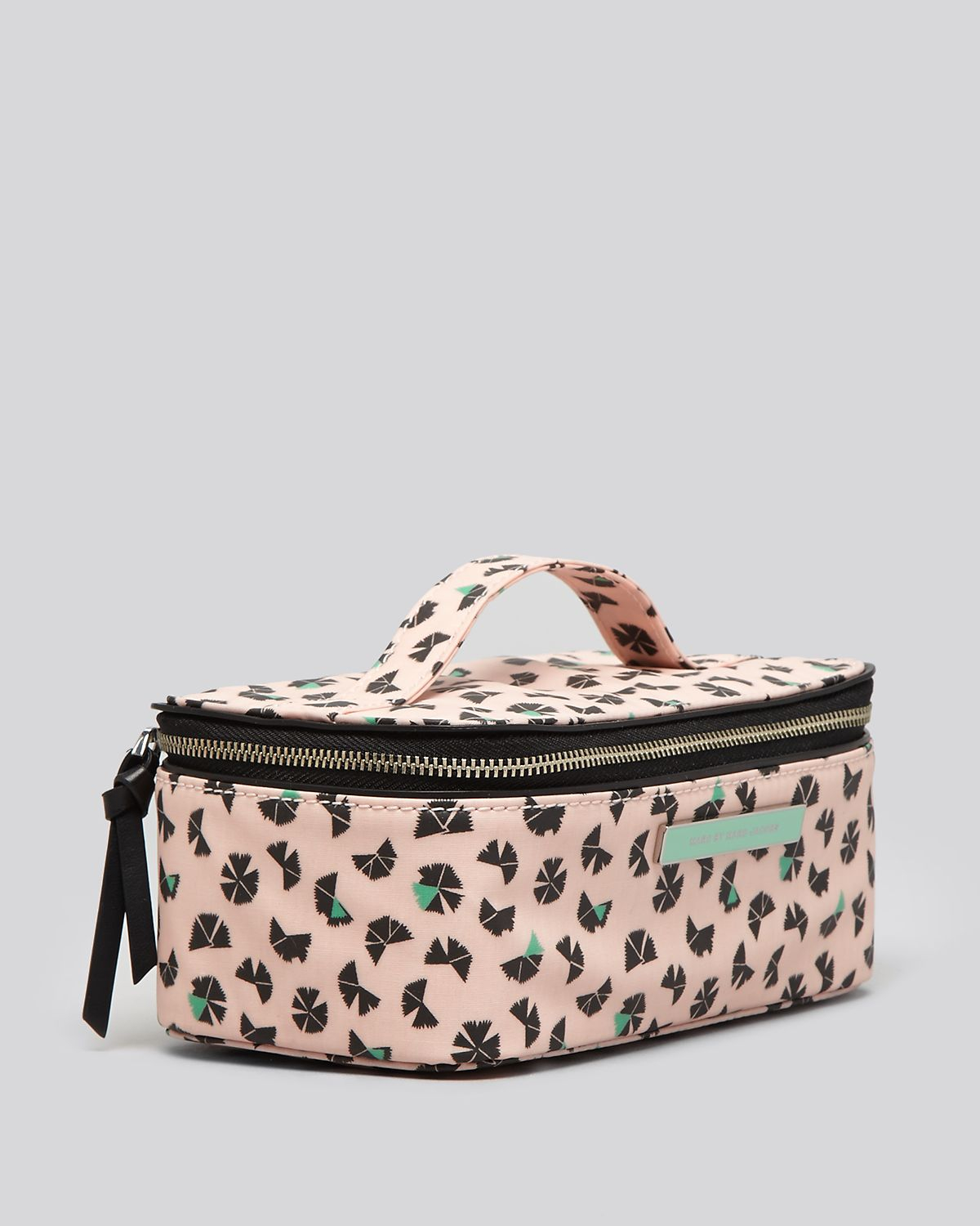 d9a84715a5 Lyst - Marc By Marc Jacobs Cosmetic Case Coated Canvas Travel in Pink