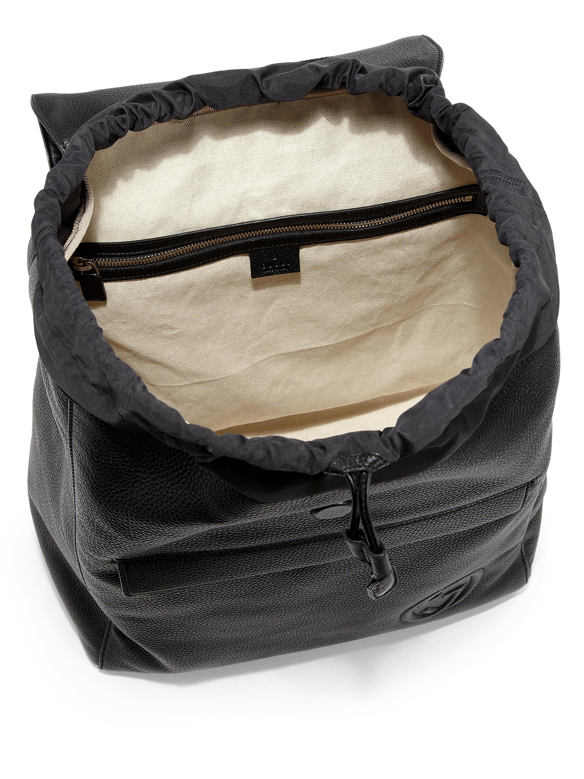 Pictures of Gucci Backpack Black - kidskunst.info 4c2d2328ad