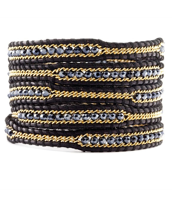 Wrap bracelet chain