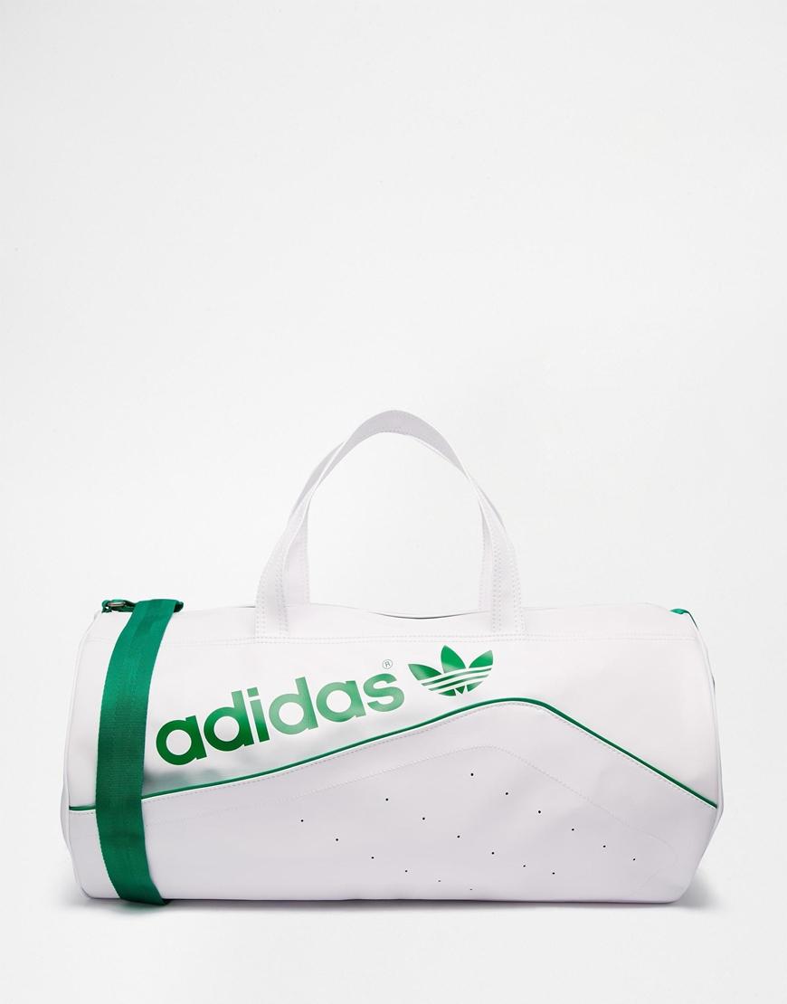 6253f099adfc adidas Originals Classic Duffel Bag Ab2843 in Green for Men - Lyst