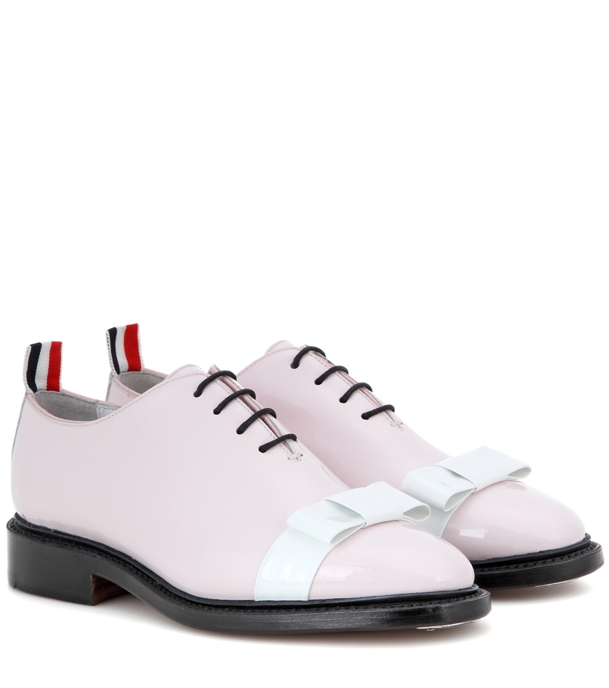Thom Browne Oxford Shoes Pink