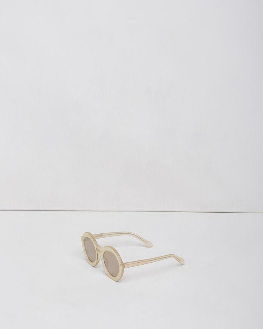 657c2c8a56 Karen Walker Joyous Sunglasses in Metallic - Lyst