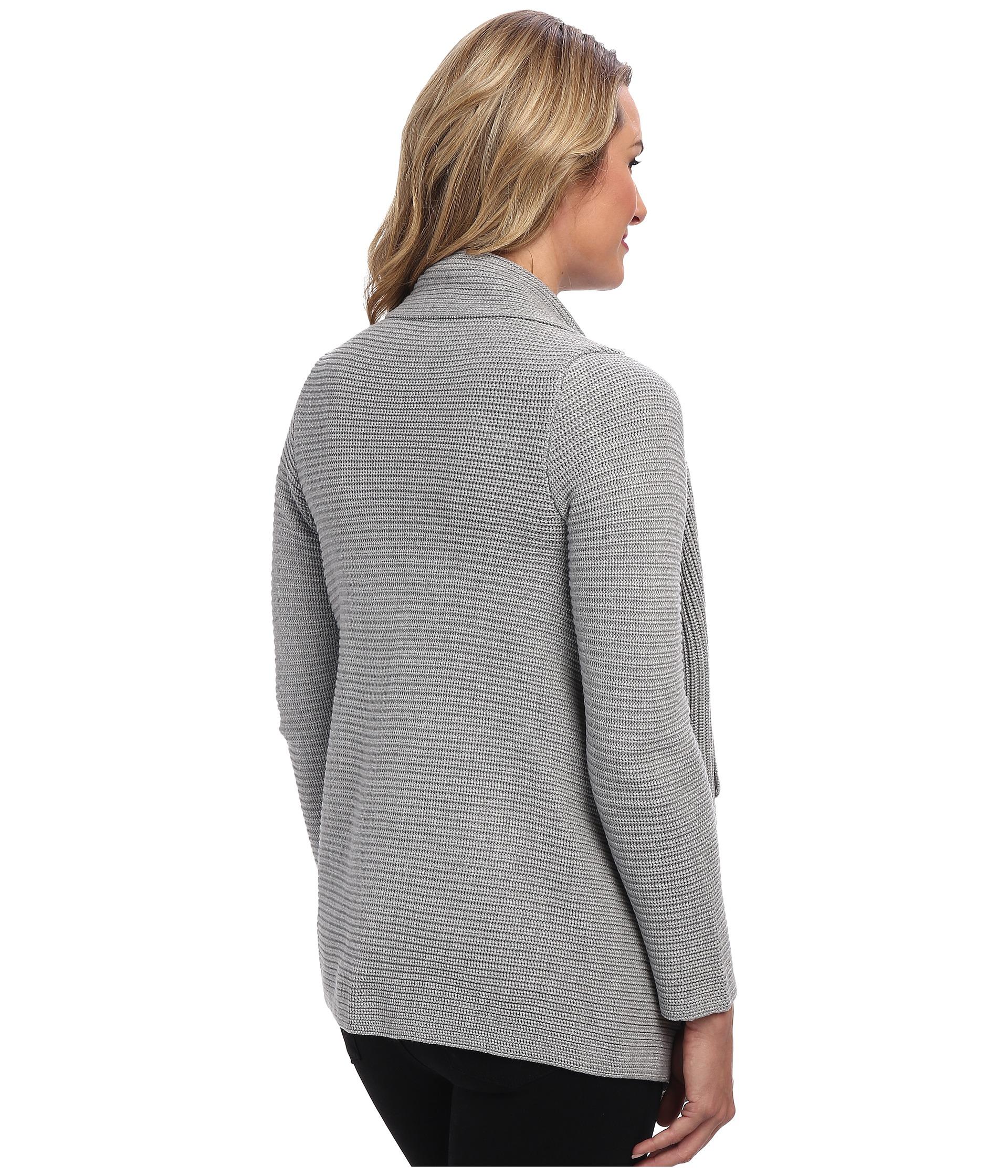 calvin klein ribbed sweater jacket ladies sweater patterns. Black Bedroom Furniture Sets. Home Design Ideas