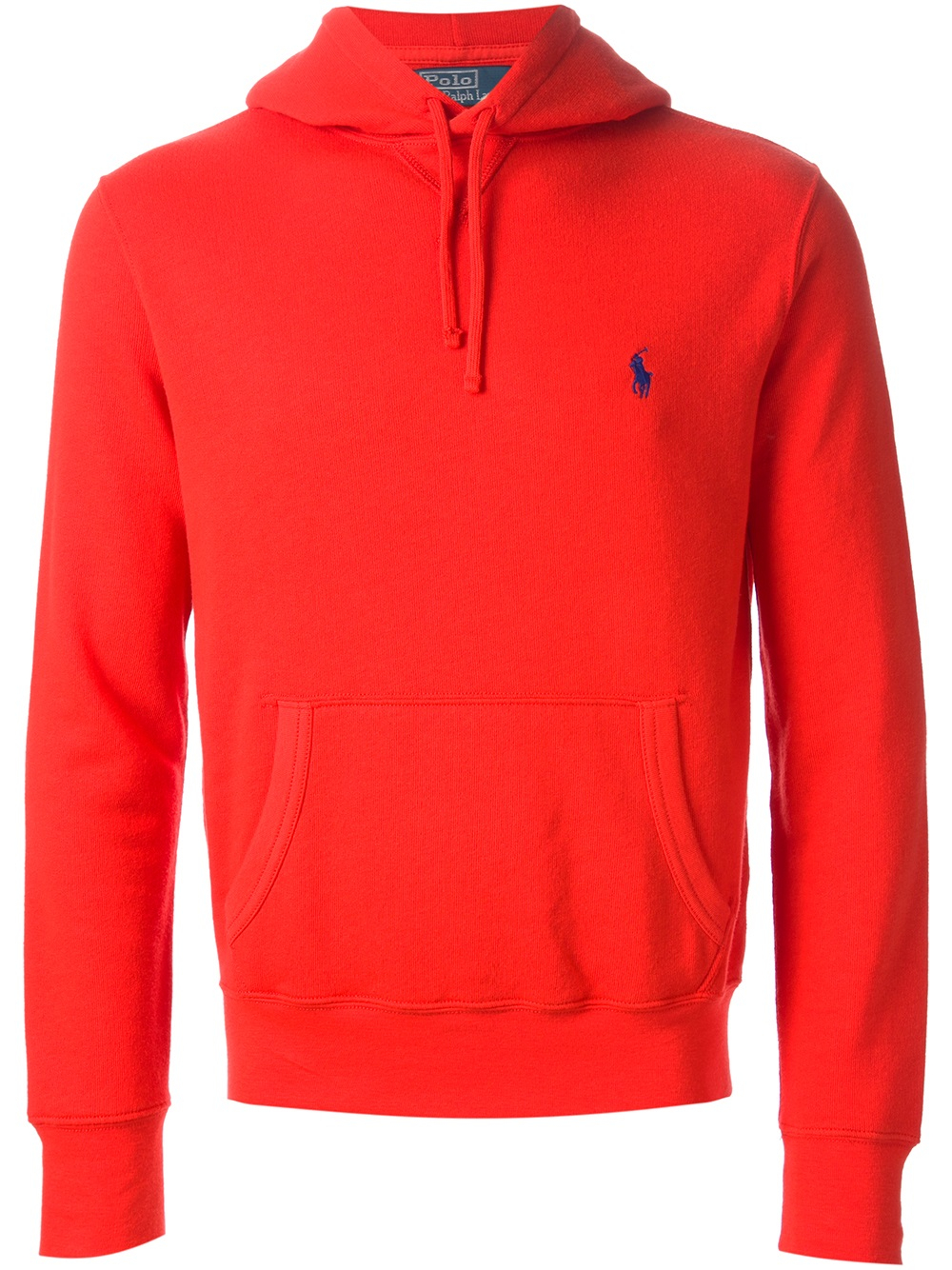 polo ralph lauren classic hoodie in red for men lyst. Black Bedroom Furniture Sets. Home Design Ideas