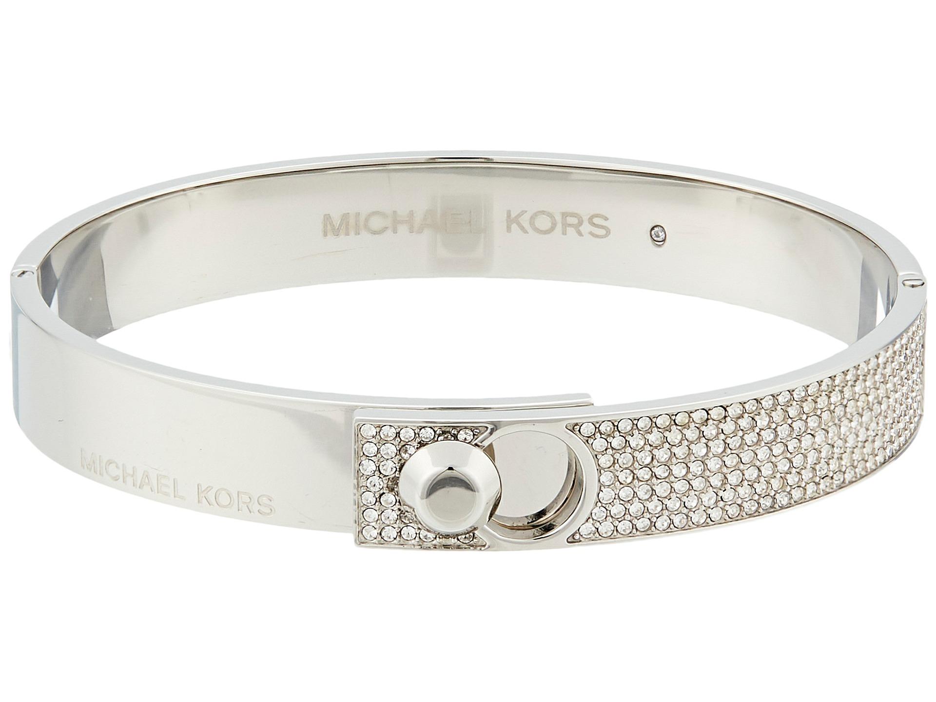 Lyst Michael Kors Astor Bracelet In Metallic