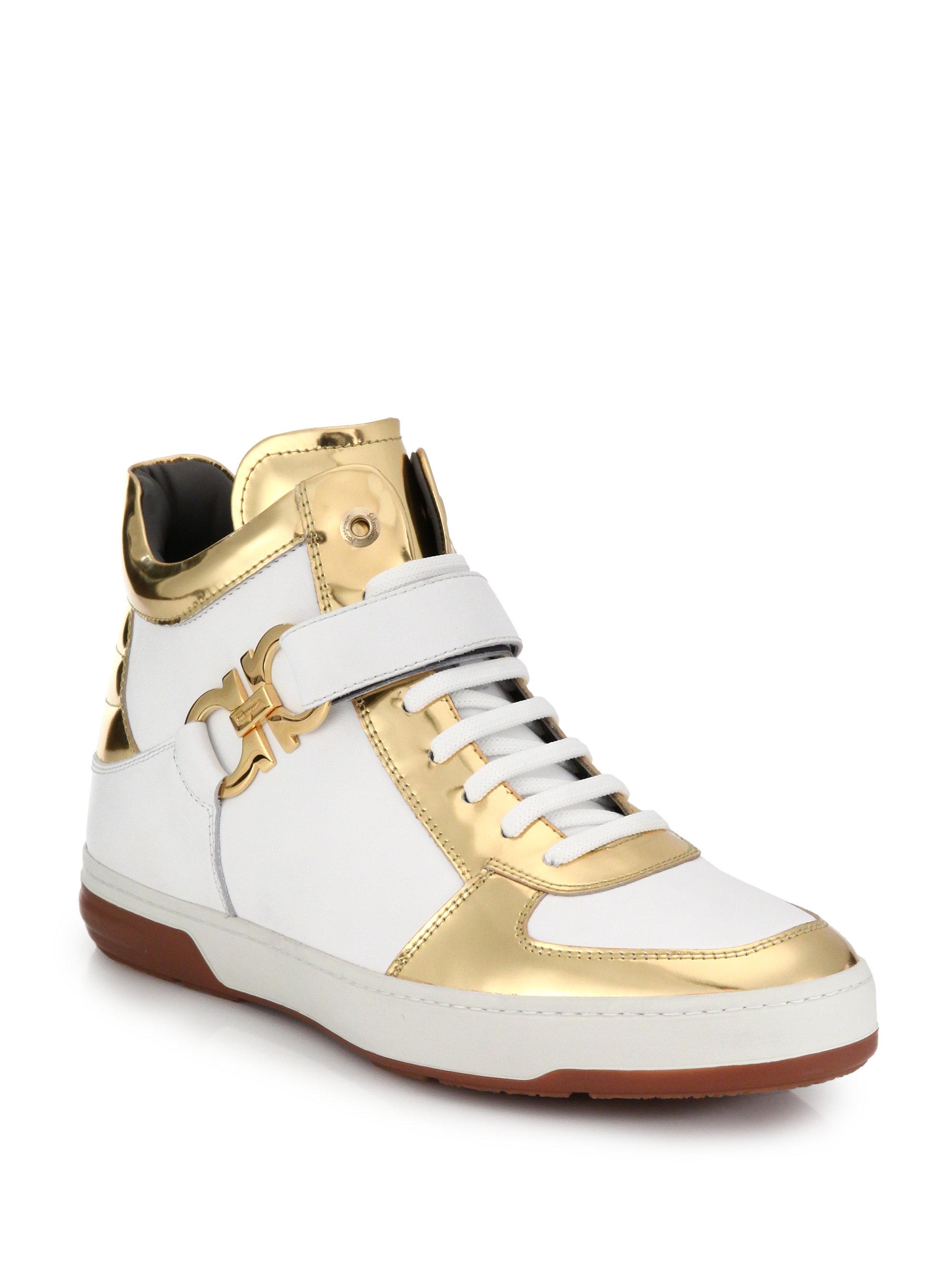 Italian High Top Shoes