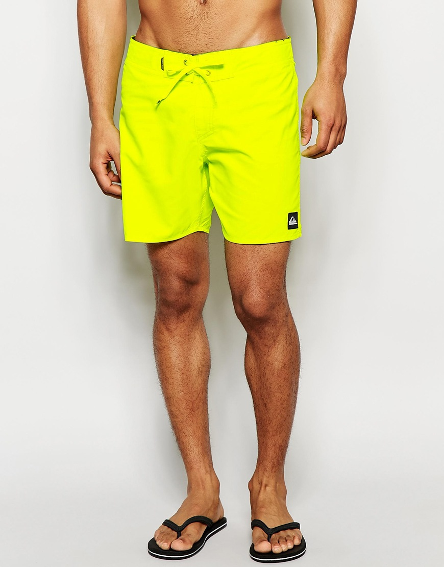 4ce129b753 Quiksilver Everyday 16 Inch Boardshorts in Yellow for Men - Lyst