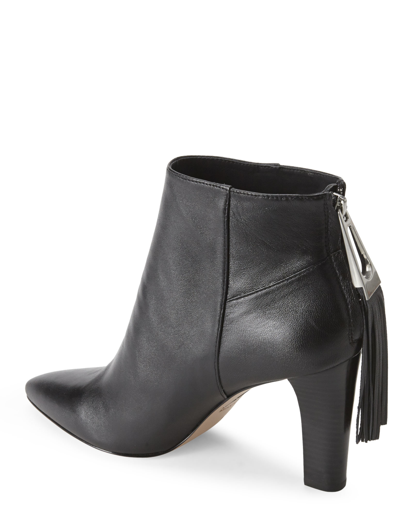 BRIAN ATWOOD Leather Ankle Boots MLMKfTH2O