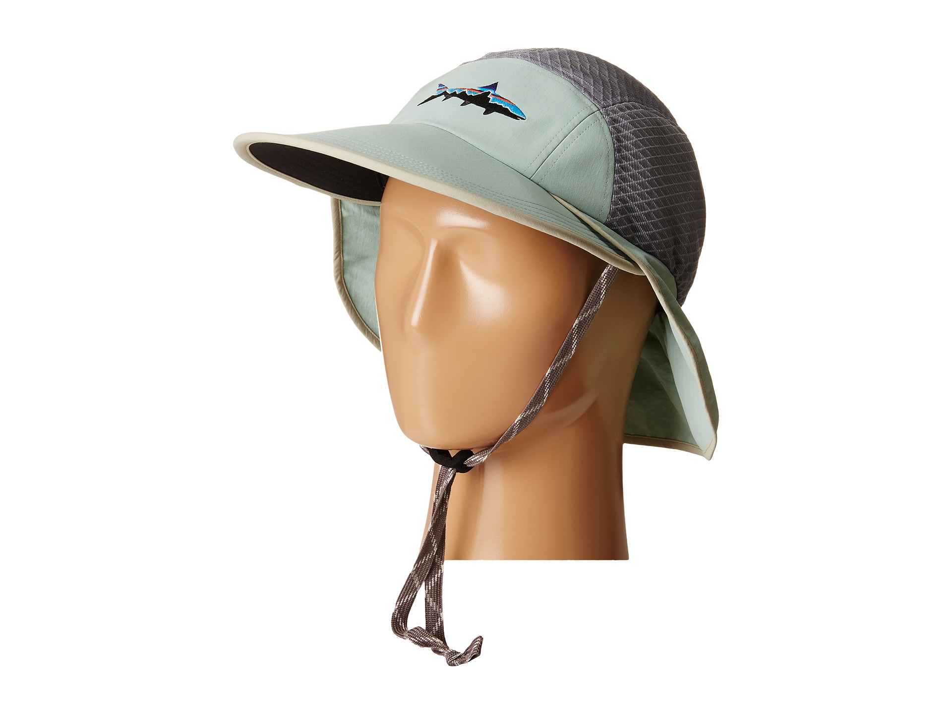 db48174370f Lyst - Patagonia Vented Spoonbill in Green