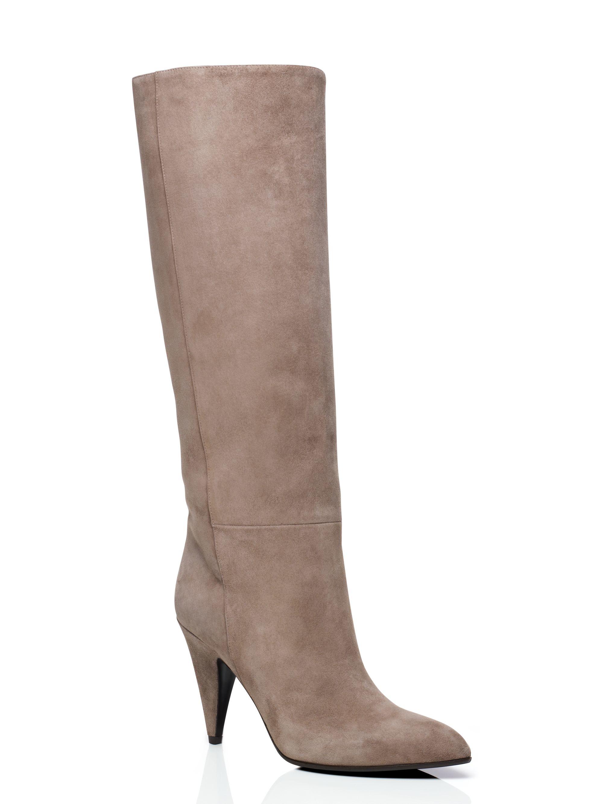 Kate spade new york Nessa Too Boots in Natural