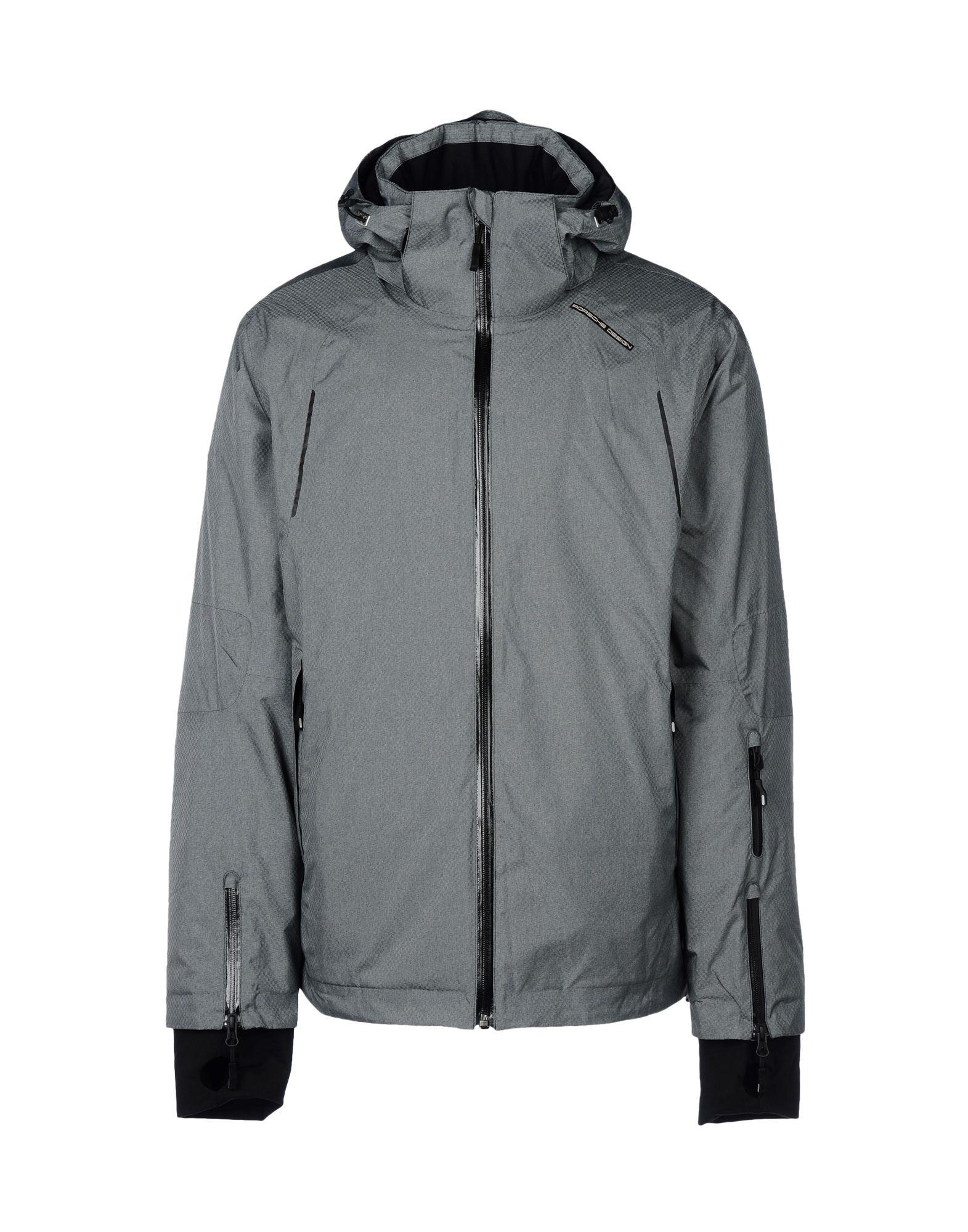Porsche Design Sport By Adidas Jacket In Gray For Men