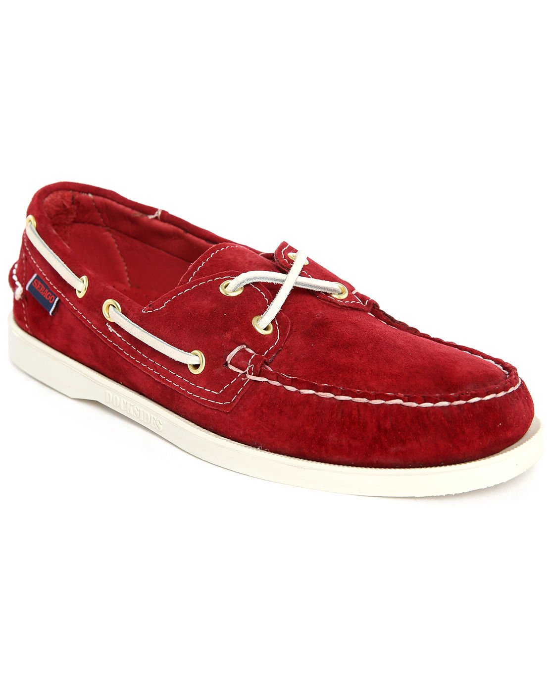 how to clean sebago shoes
