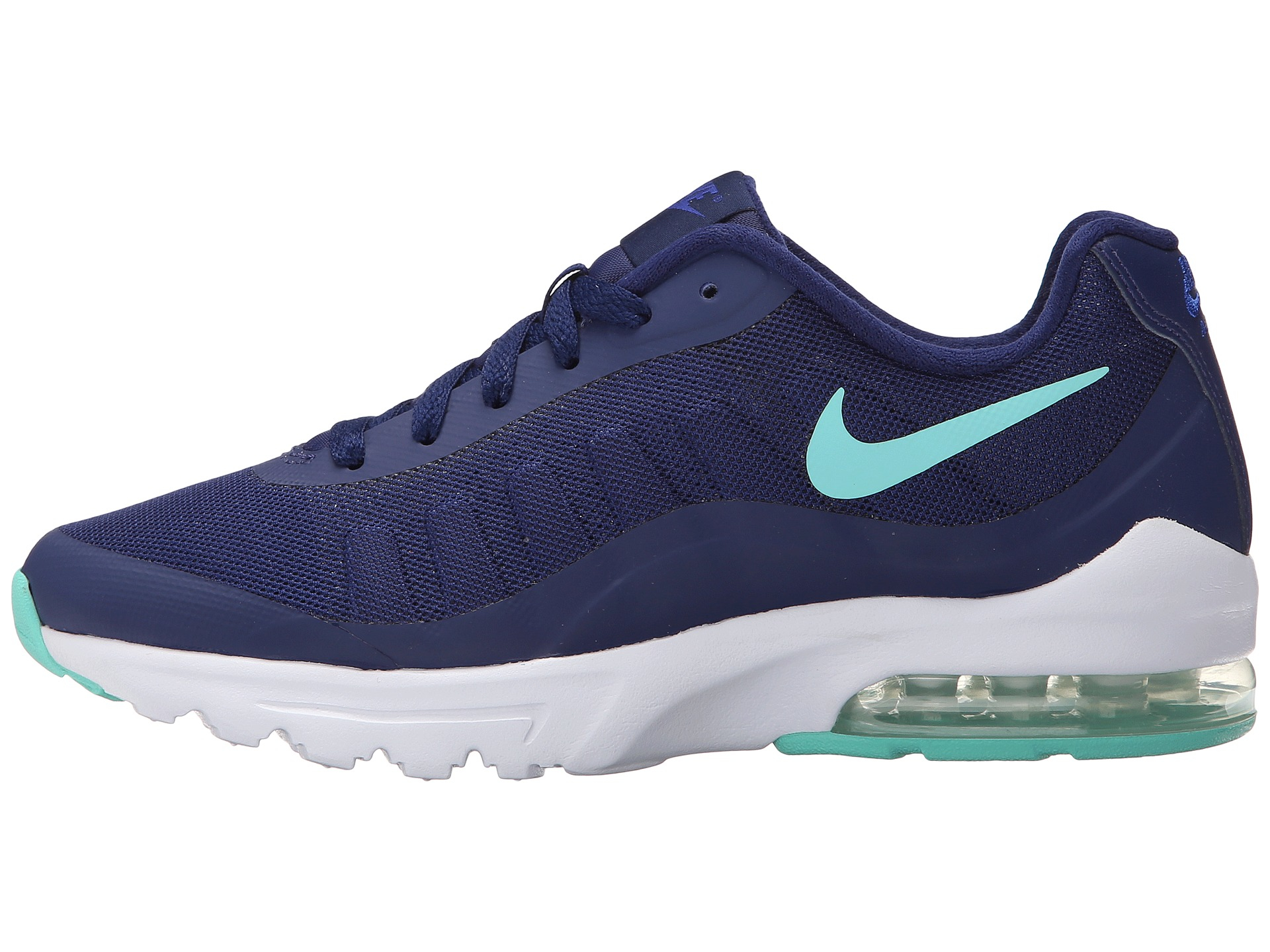9f8f8271a9 ... inexpensive lyst nike air max invigor in blue for men a3945 f895f