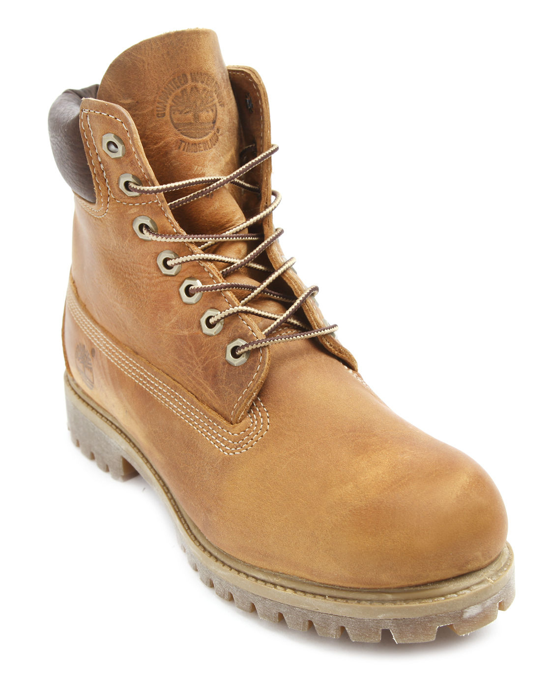 Timberland Heritage 6 Inch Dirt Track Boots In Brown For