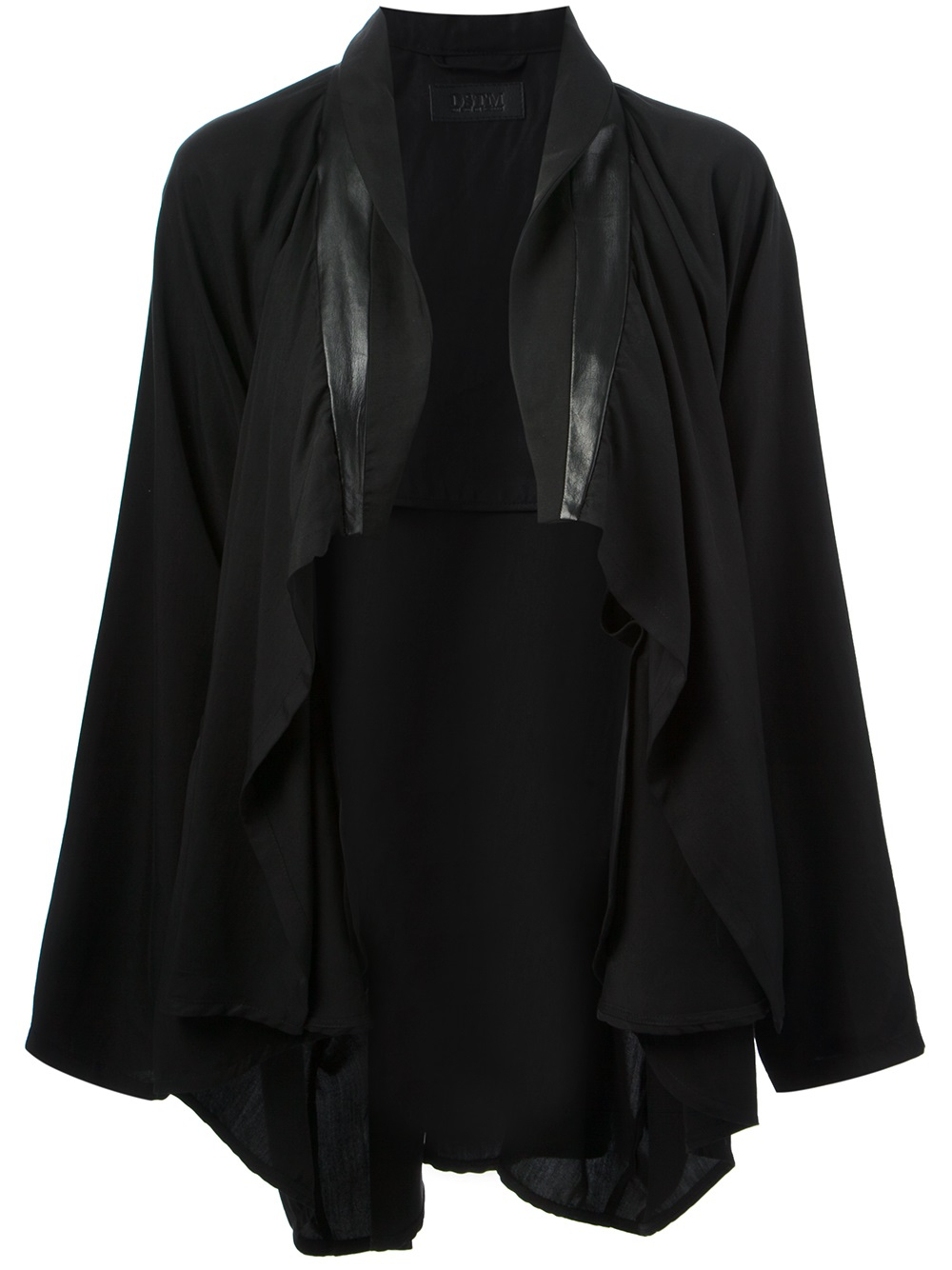 Dstm Fold Jacket In Black Lyst