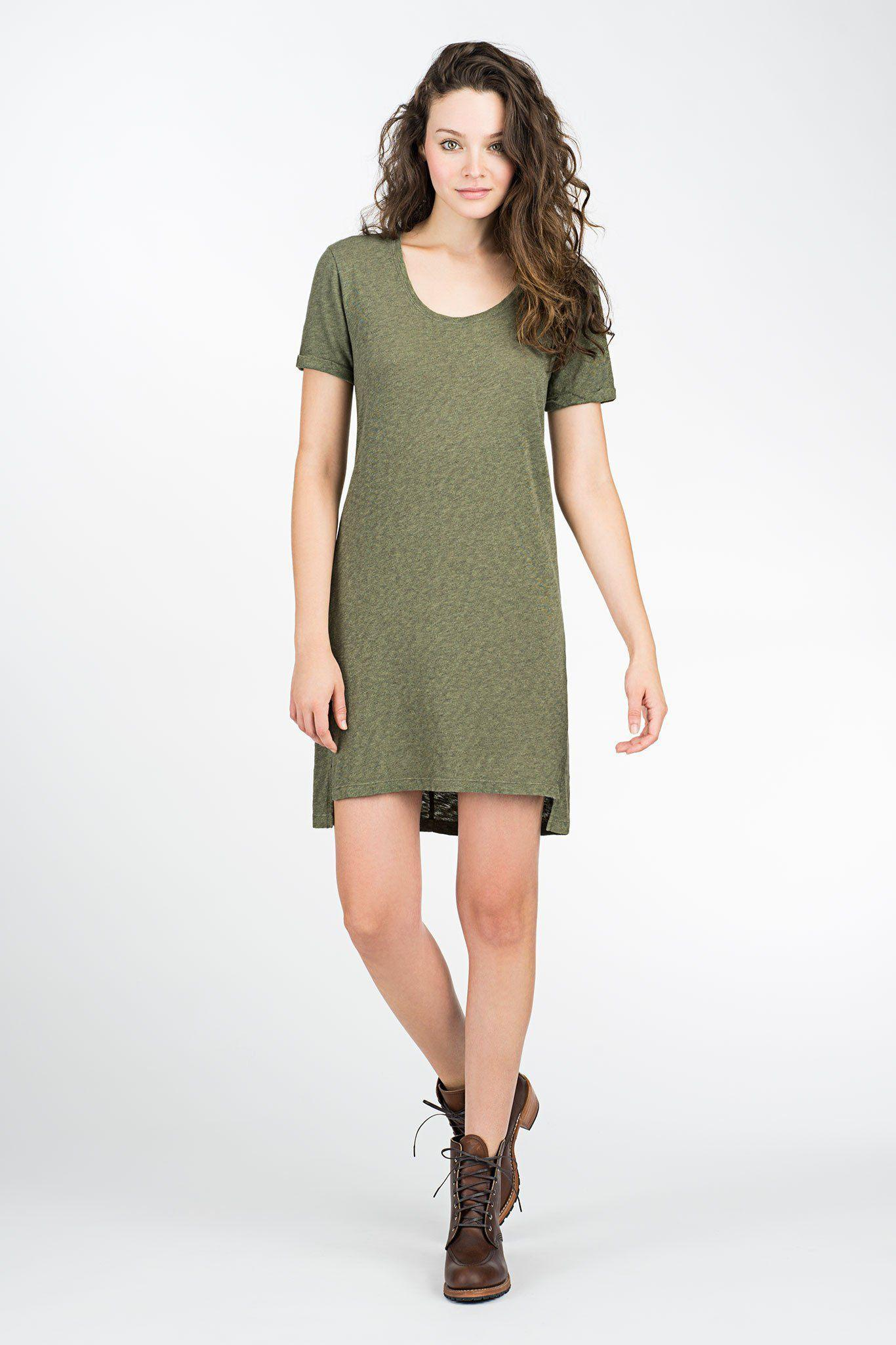 olive green t shirt dress new style 9b654 27f80 - schuitmakerlaw.com 6ae26bfe86