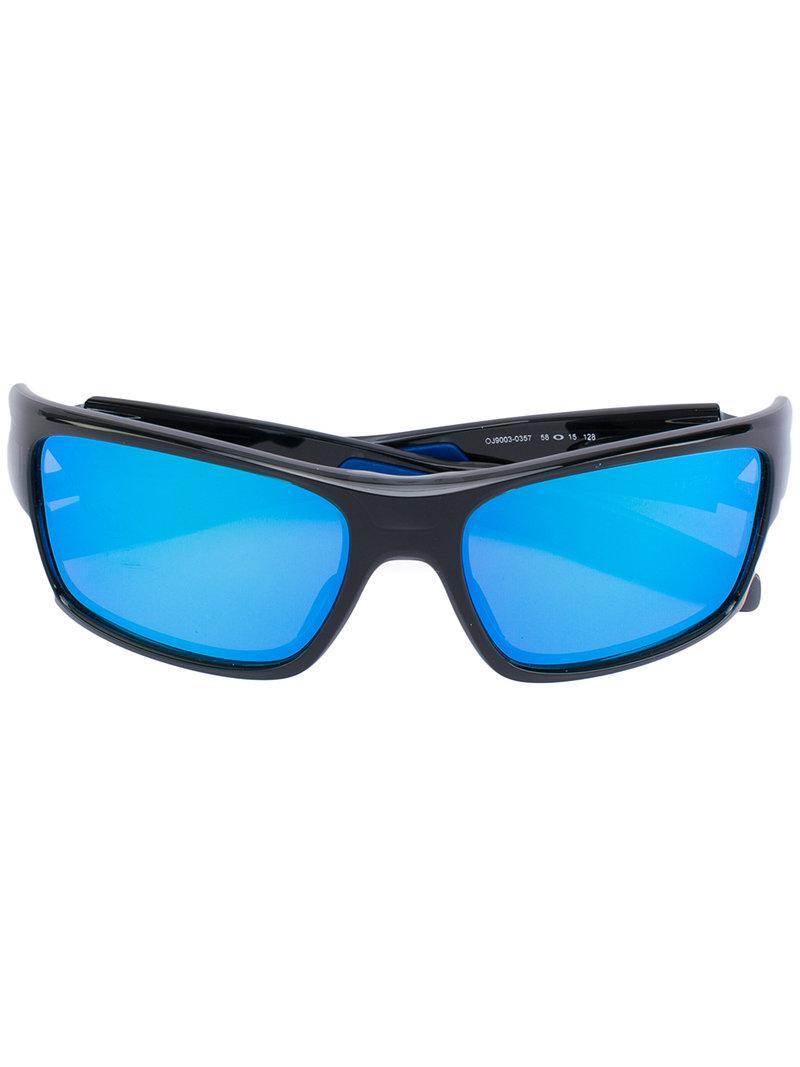 d14a8a737a Oakley Turbine Xs Sunglasses in Black for Men - Lyst