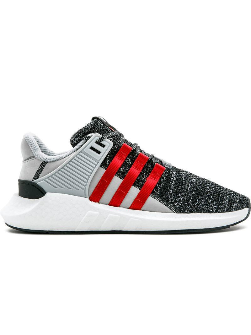 2e8668d4c adidas Eqt Support Future Sneakers in Black for Men - Lyst
