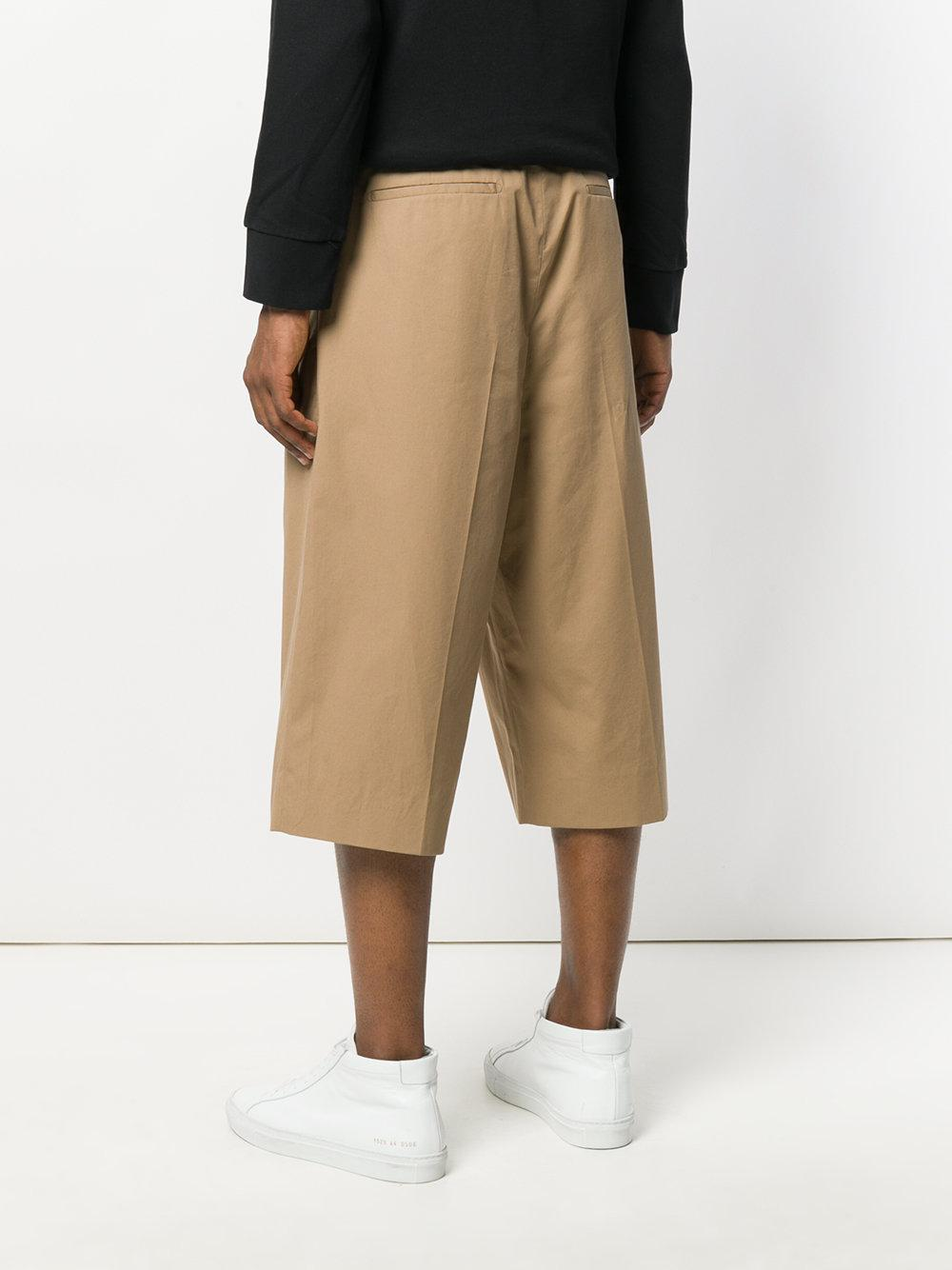 drawstring tailored shorts - Brown Maison Martin Margiela Shop For For Sale Official Site Online Popular Sale Online 2018 New For Sale How Much fPb7Bqh