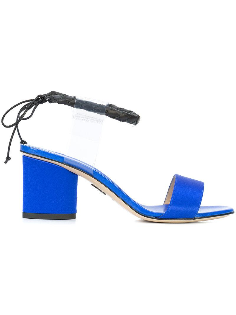 sale fashion Style Paul Andrew Estes contrast ankle strap sandals nicekicks cheap latest collections purchase sale online i9oAIzm