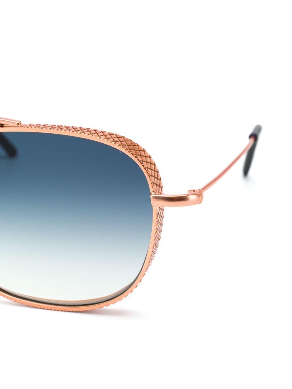 7d7097c3ece Lgr Alagi Sunglasses in Metallic - Lyst