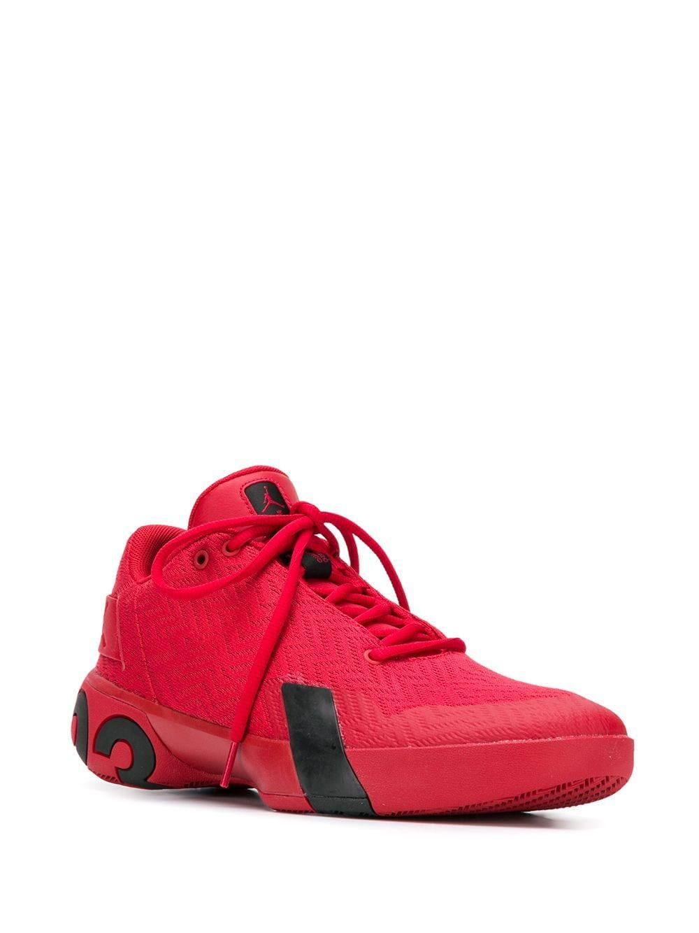 41bc0a5cb7d Nike - Red Jordan Ultra Fly 3 Low Sneakers for Men - Lyst. View fullscreen