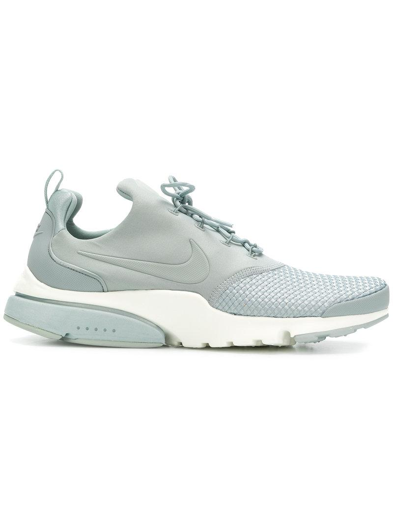 Nike Presto Fly Se Sneakers in Green for Men - Lyst 5990204de