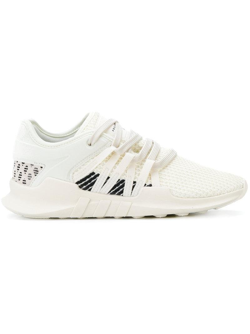 hot sale online 646cf 5d950 Lyst - adidas Originals Eqt Racing Adv 9117 Sneakers in Whit
