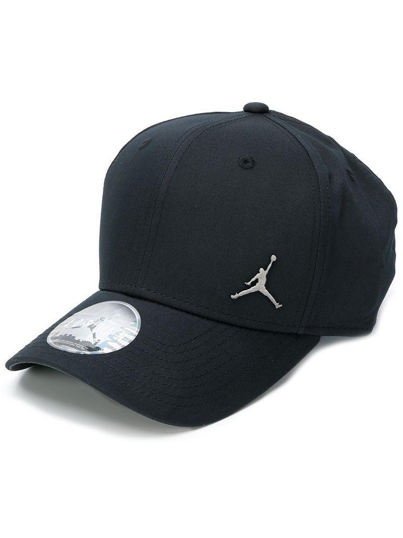 6bdecddc3f83d Lyst - Gorra de béisbol Gym Nike de color Negro